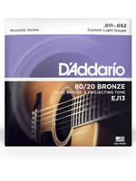 DAddario Fretted D'Addario EJ13 11-52