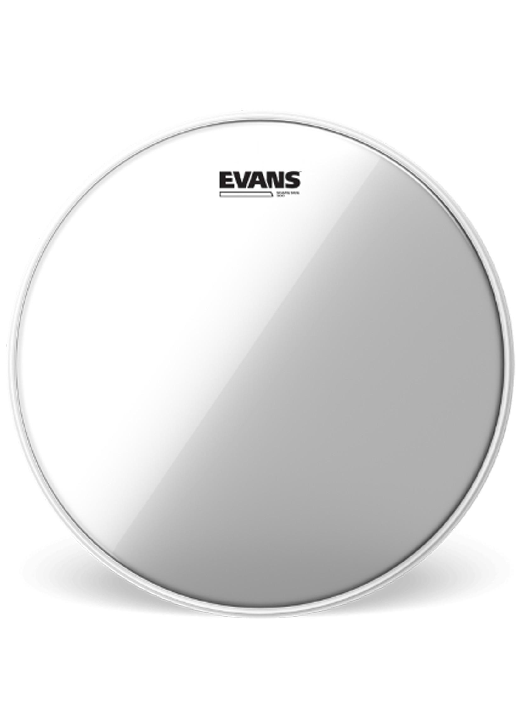 """Evans 12"""" Hazy 300 Snare Side"""