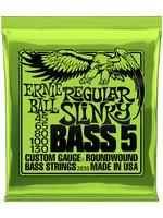 Ernie Ball Ernie Ball Regular Slinky 5 String 45-130