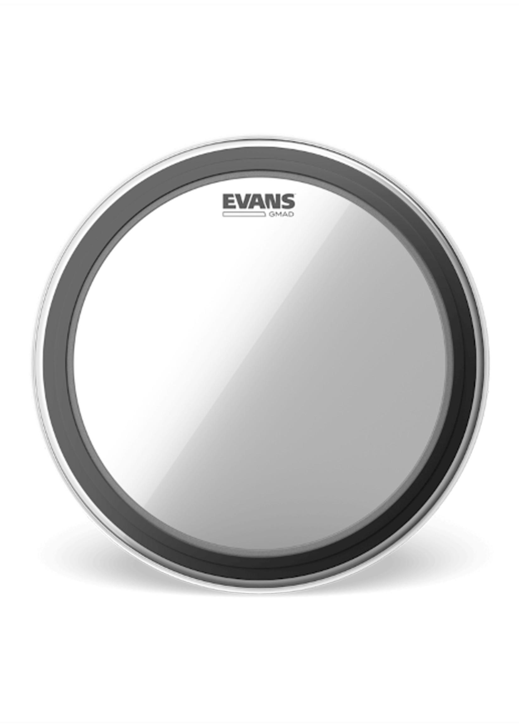 "Evans Evans 22"" GMAD Clear"