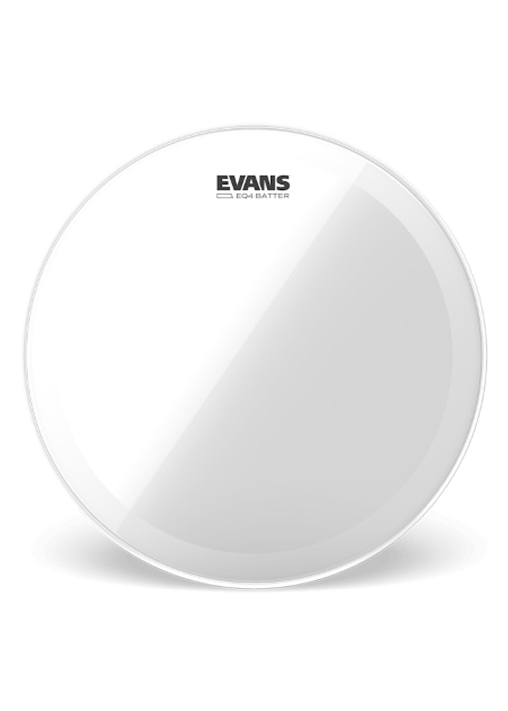 """DAddario Fretted Evans 22"""" EQ4 Clear"""