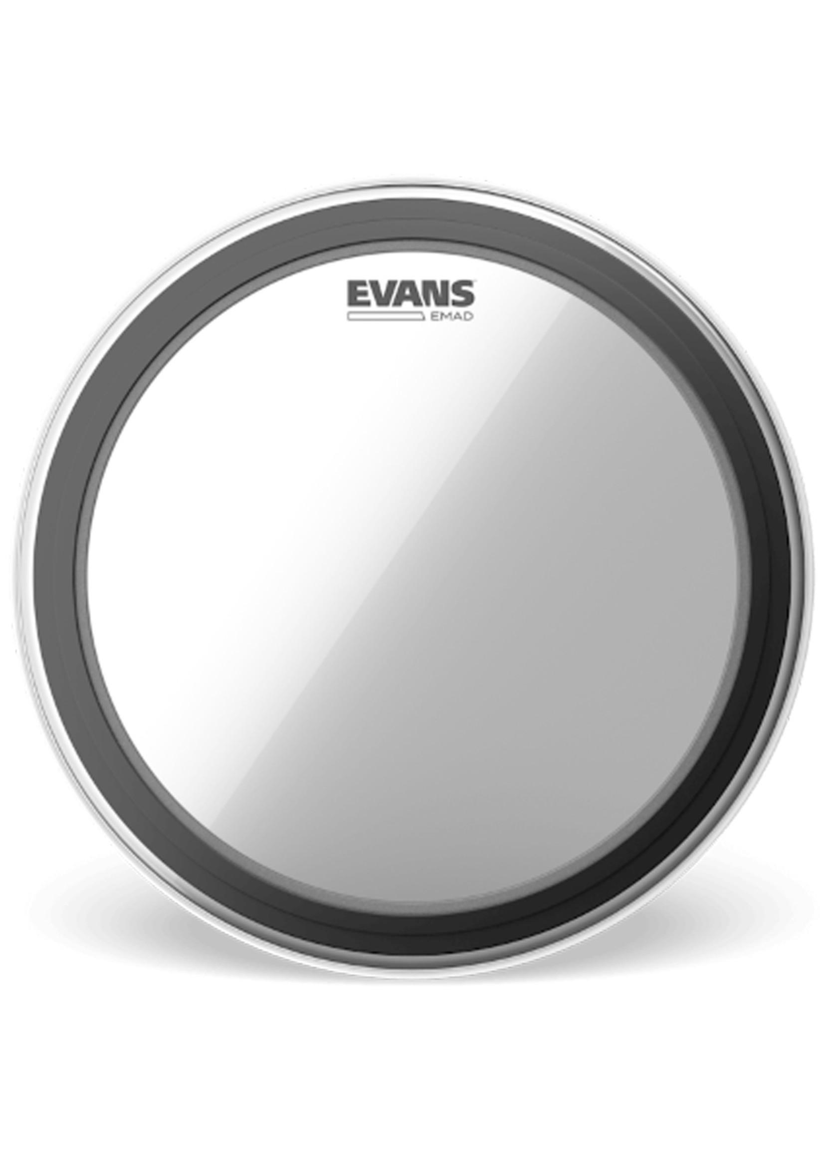 "Evans 22"" EMAD Clear Batter"