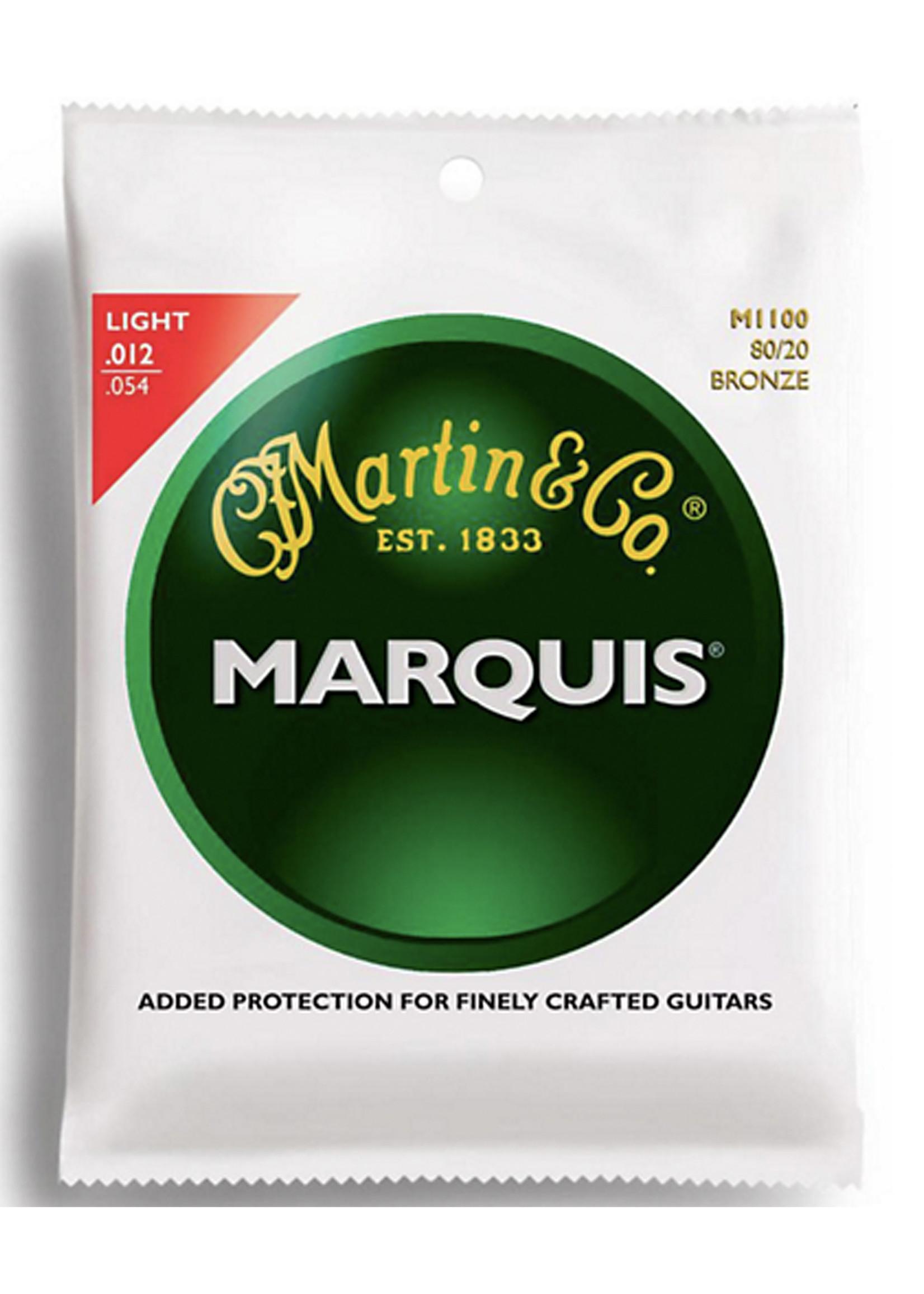 Martin Martin Marquis  80/20 Bronze, Lights 12-54