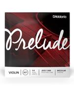 D'Addario Prelude J810 1/4 Size Violin Strings