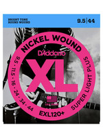 DAddario Fretted D'Addario EXL 120+, 9.5-44