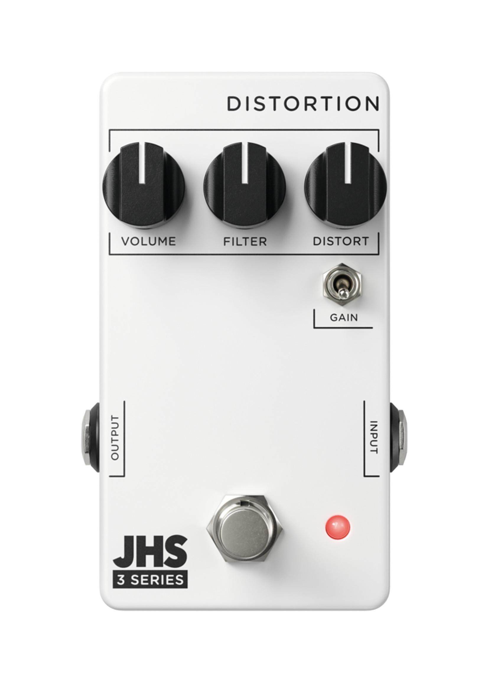 JHS JHS 3 Series Distortion