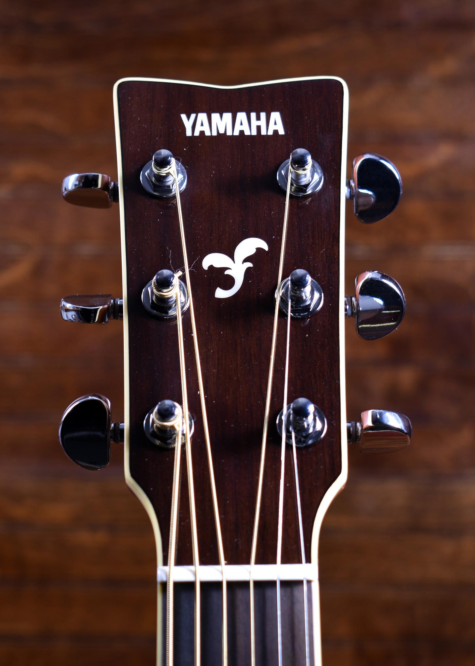 Yamaha Yamaha FSX830c Brown Sunburst
