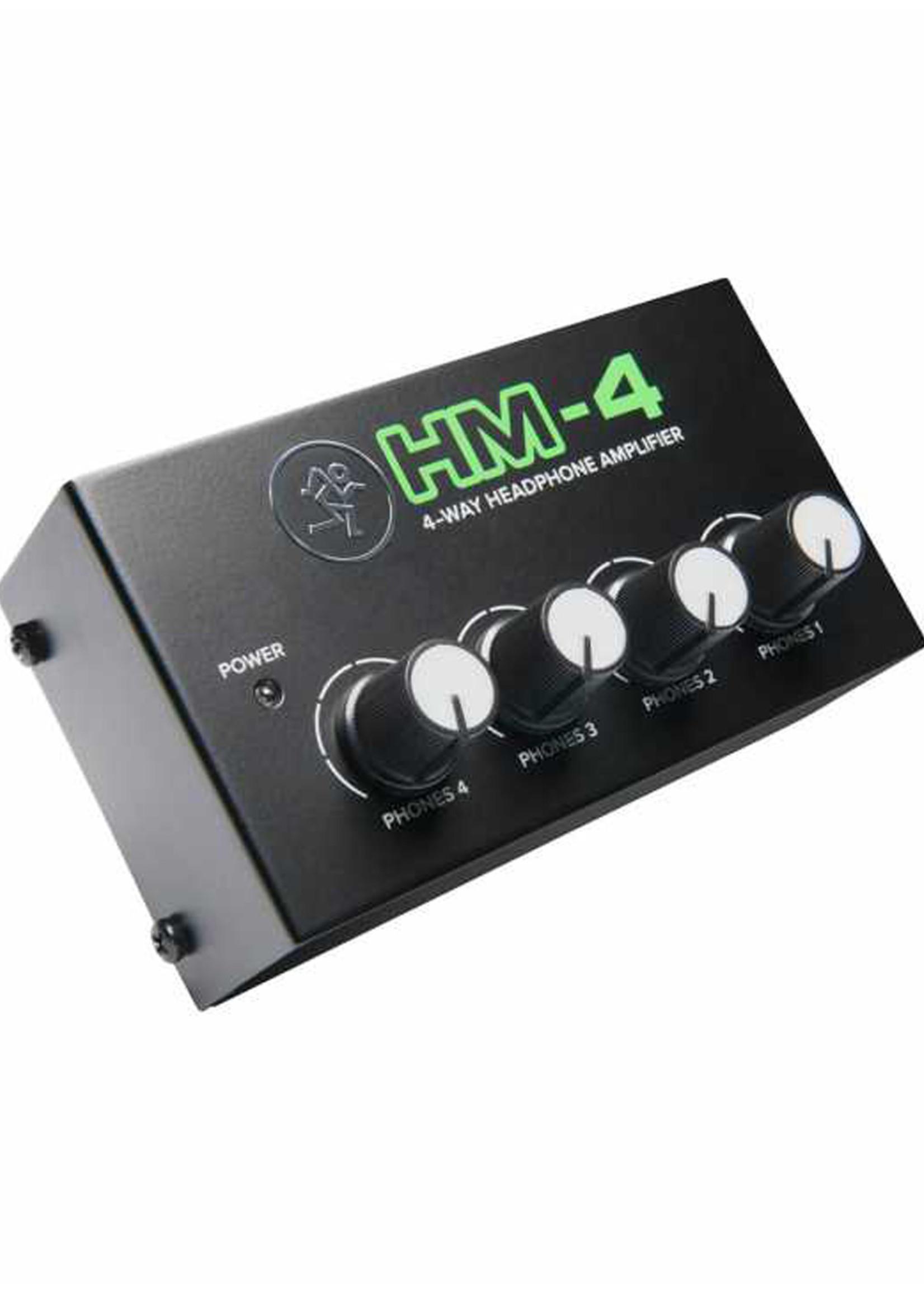 Mackie Mackie 4-Way Headphone Amp