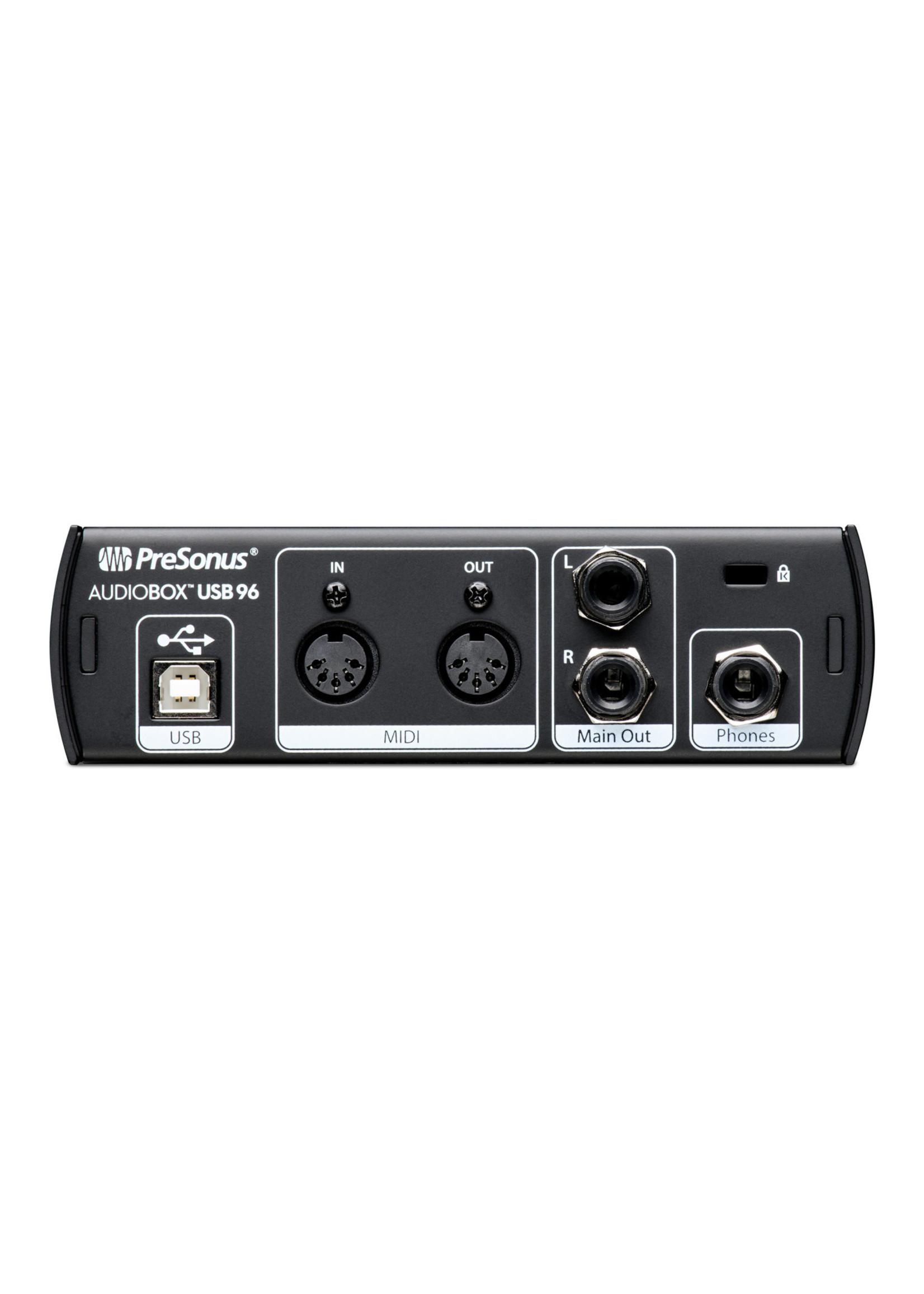 Presonus Presonus Audiobox USB 96