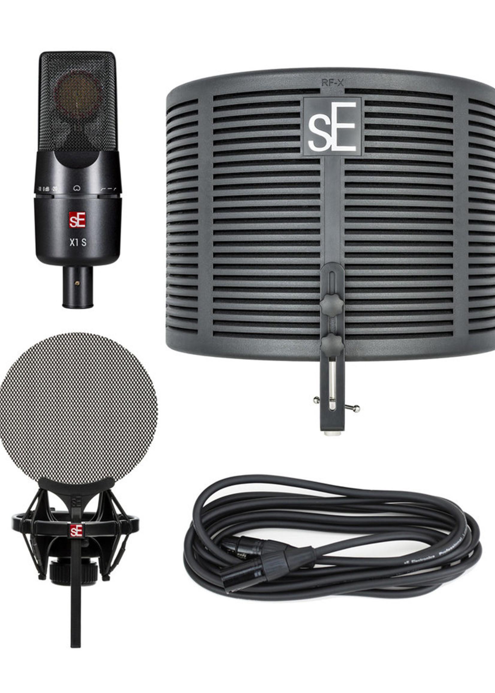 sE sE X1-S Studio Bundle
