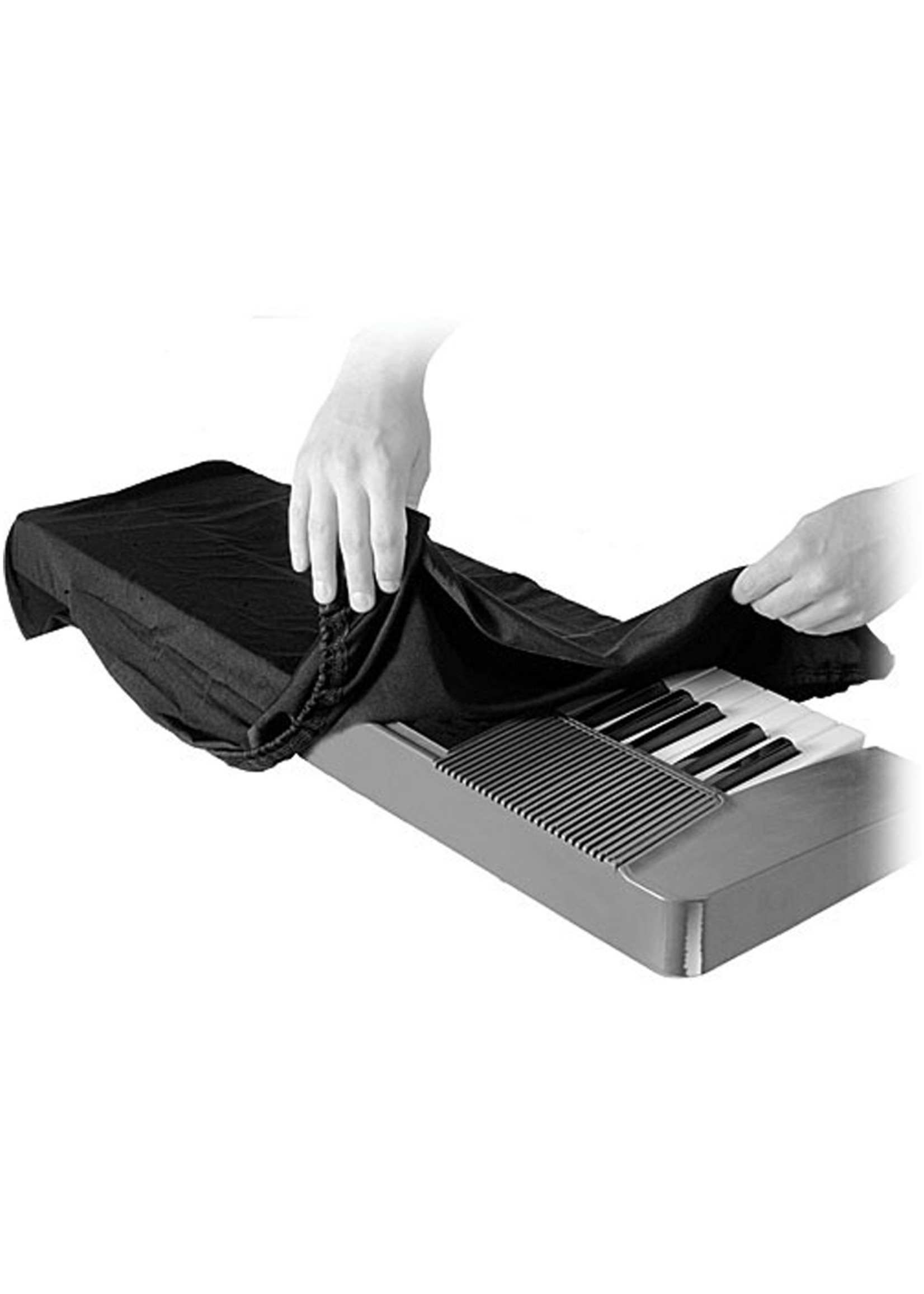 On Stage OnStage 61 Note Keyboard Dust Cover (Black)