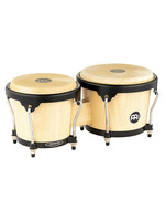 Meinl Meinl HB100NT Natural Bongos 6 3/4 And 8