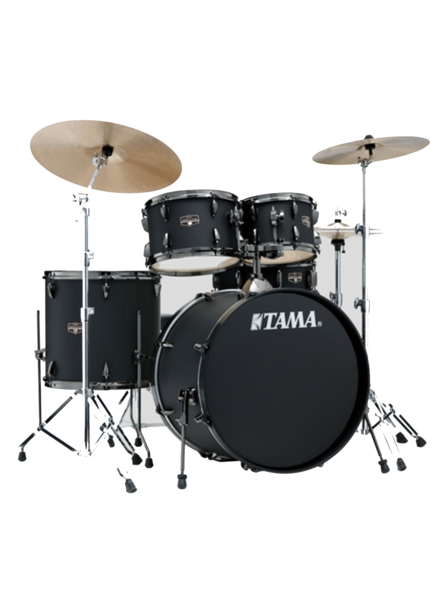 Tama Tama Imperialstar Limited Edition 5 Piece Black on Black