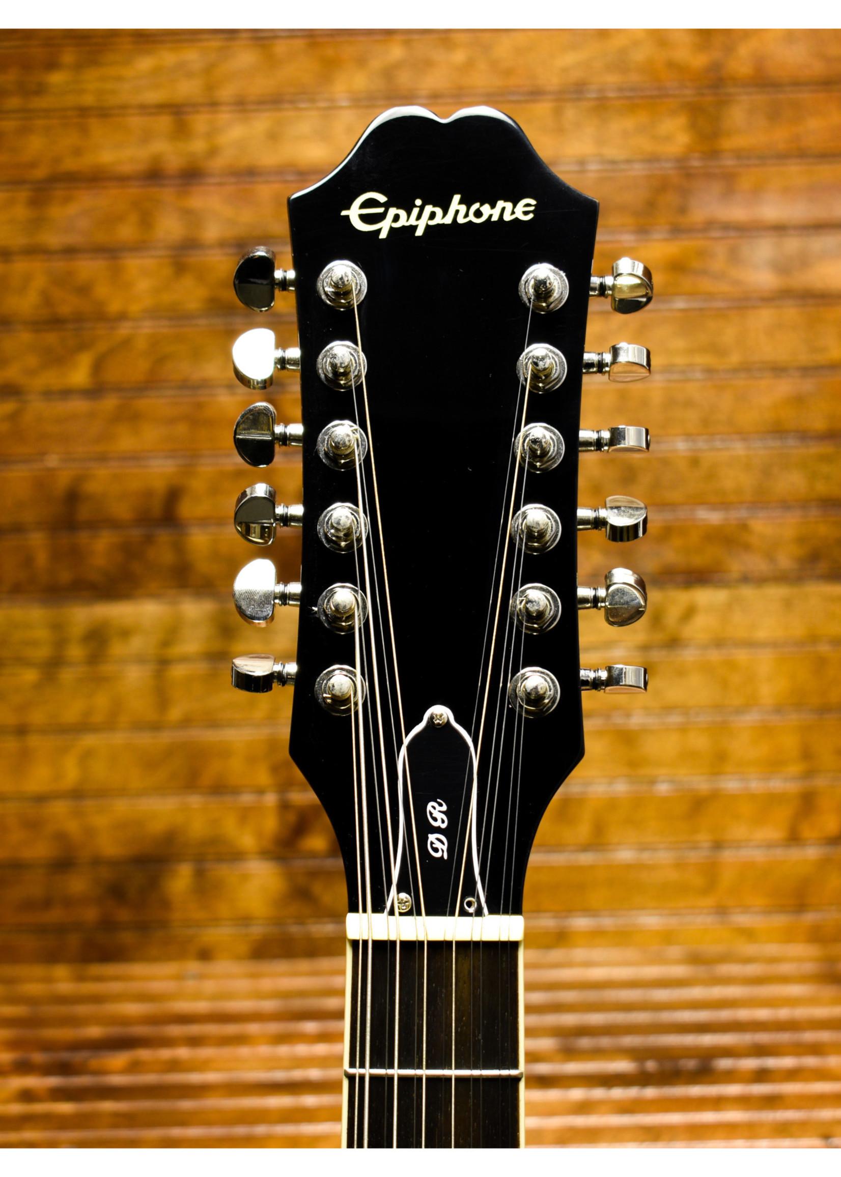 Epiphone Epiphone Songmaker DR-212 Natural 12-String