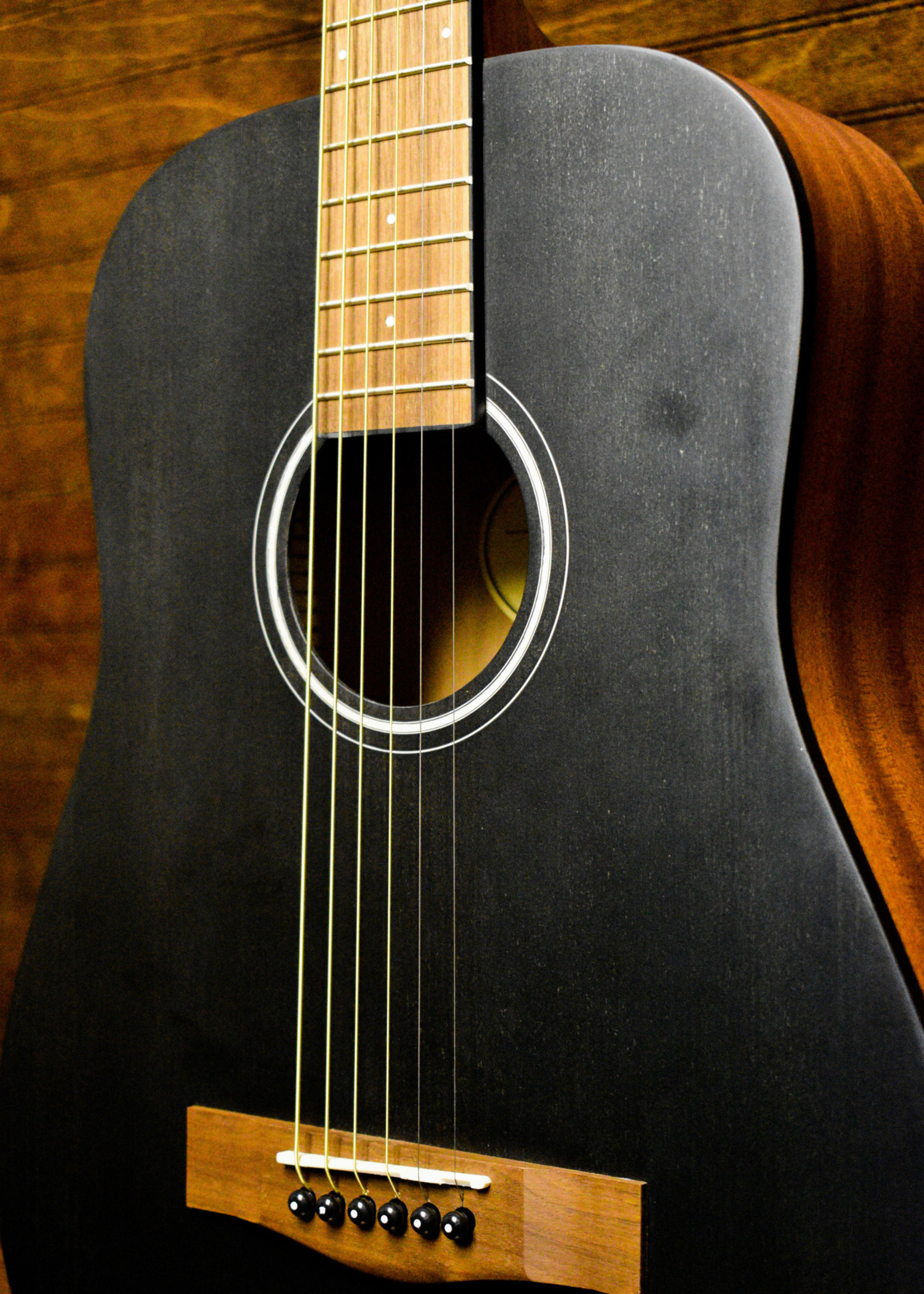 Fender Fender FA-15 3/4 Size Steel Black