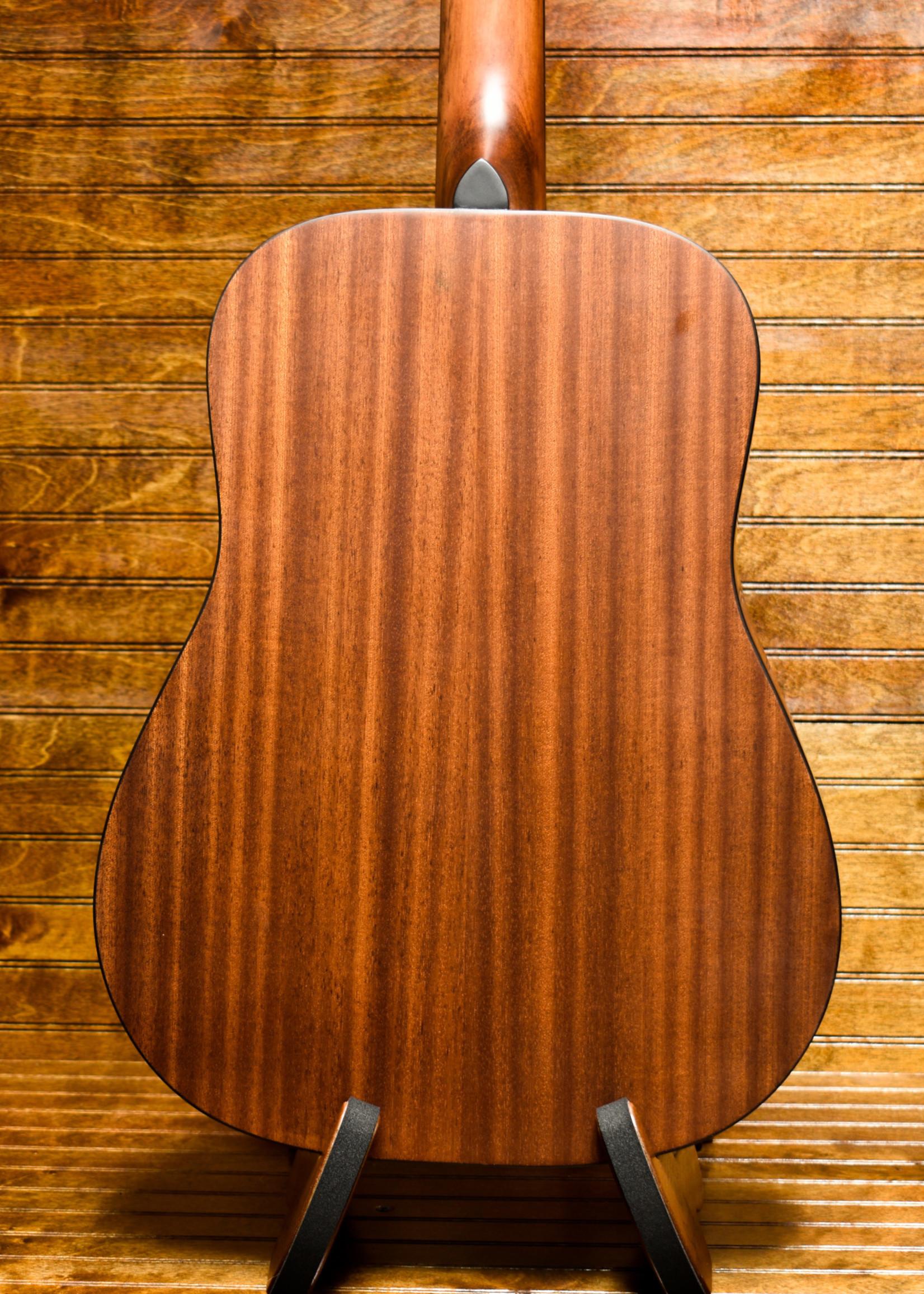 Fender Fender FA-15 3/4 Size Steel Green