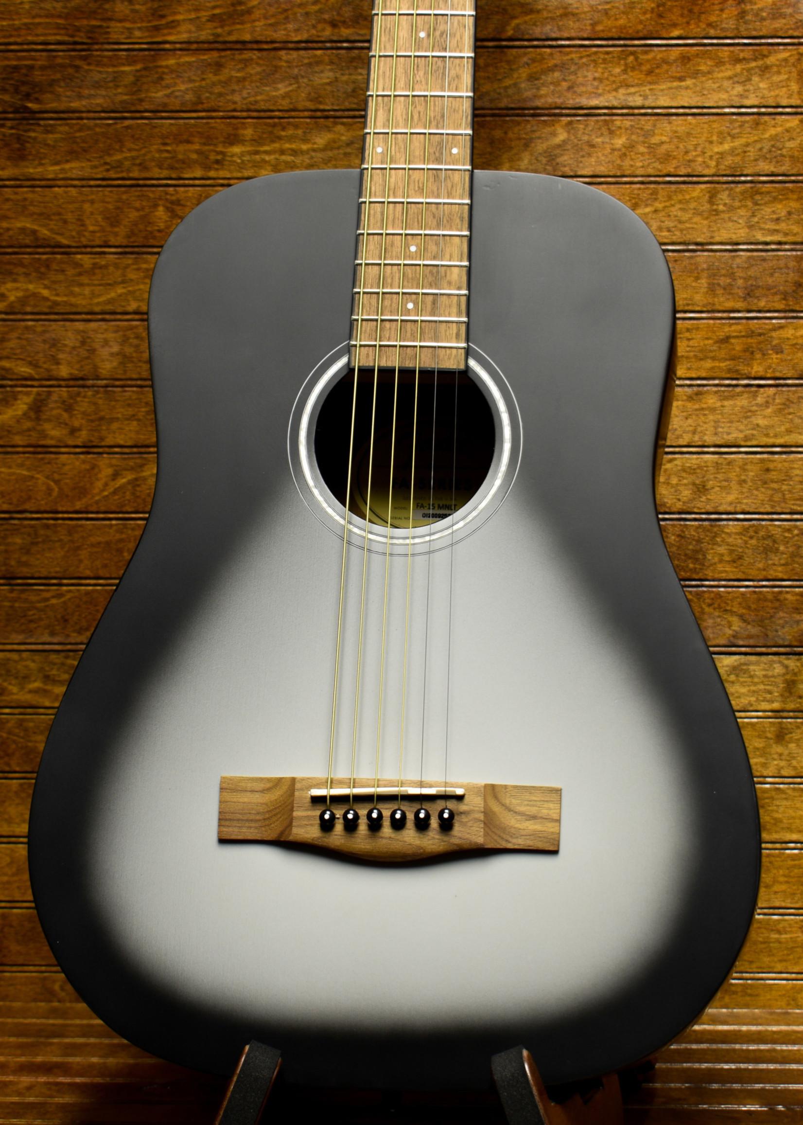 Fender Fender FA-15 3/4 Size Steel Moonlight