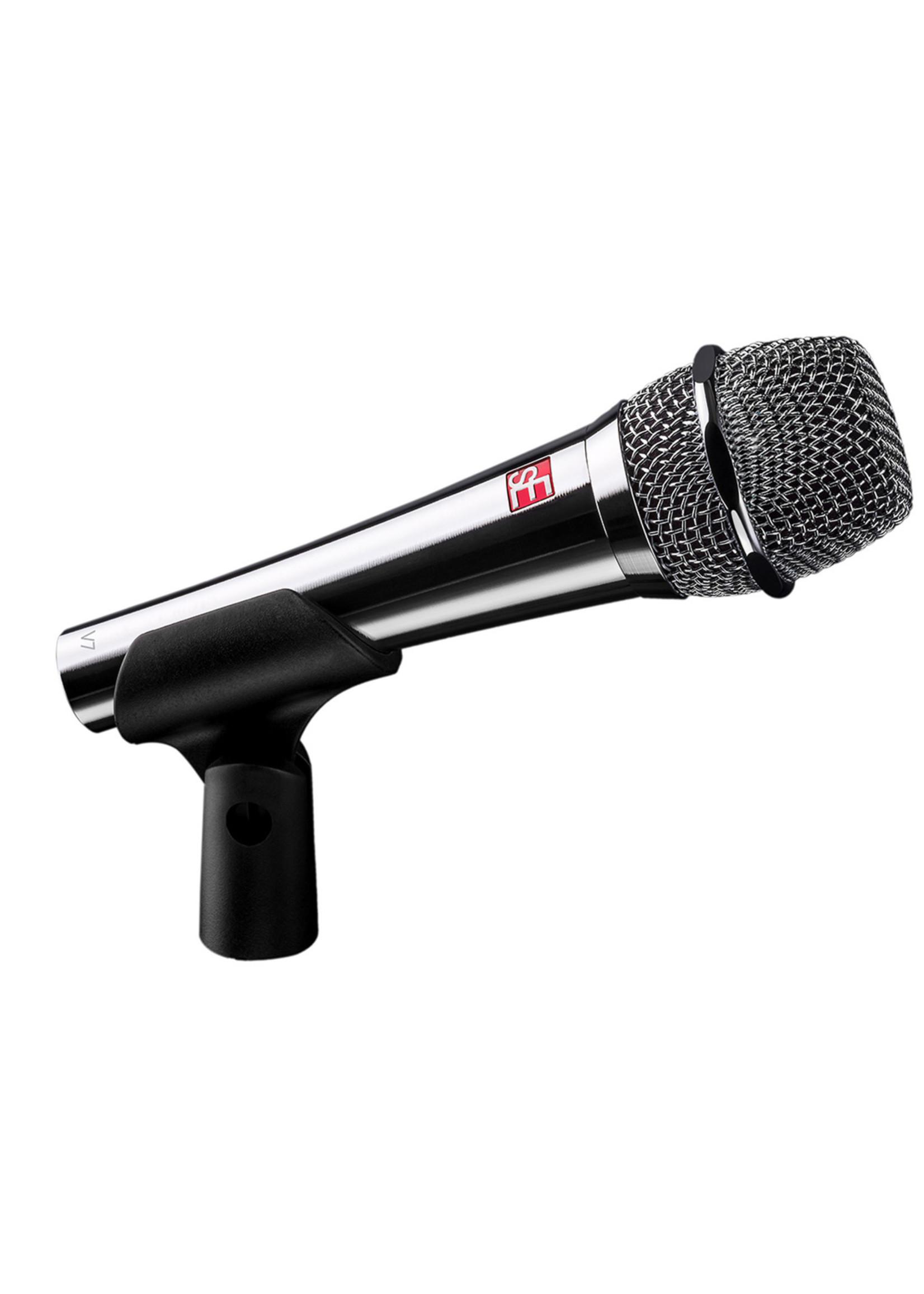 SE sE V7 Chrome Dynamic Microphone