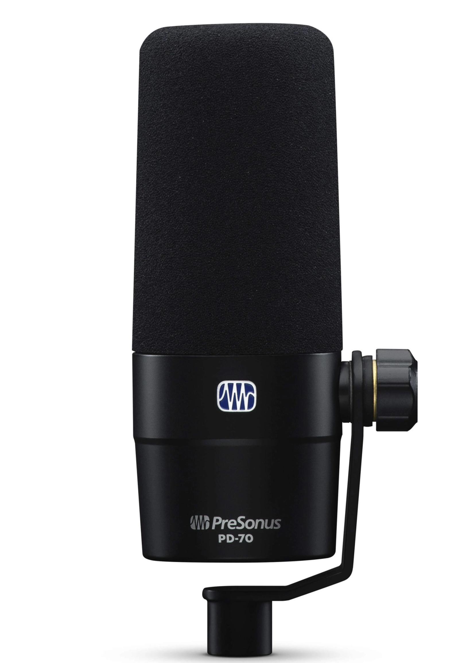 Presonus PreSonus PD-70 Broadcast Microphone