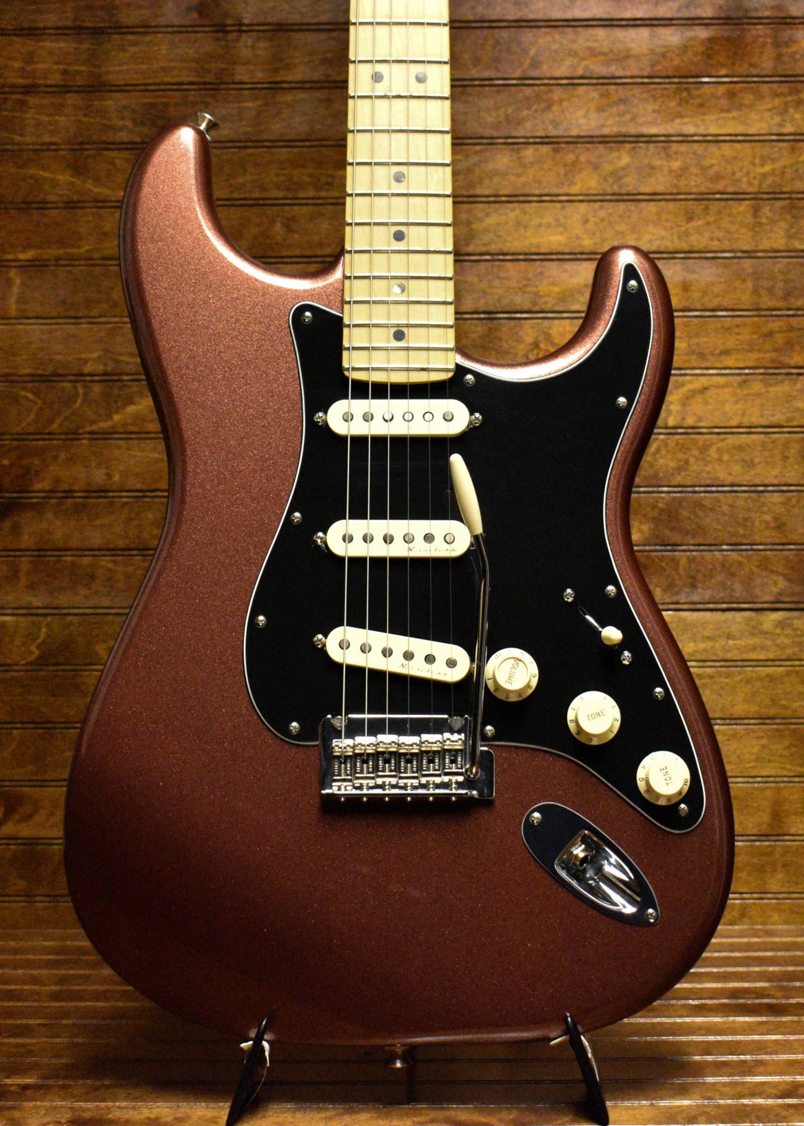 Fender Fender Deluxe Roadhouse Stratocaster Copper Mist