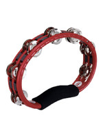 TMT1R Meinl hand tambourine steel jingles red