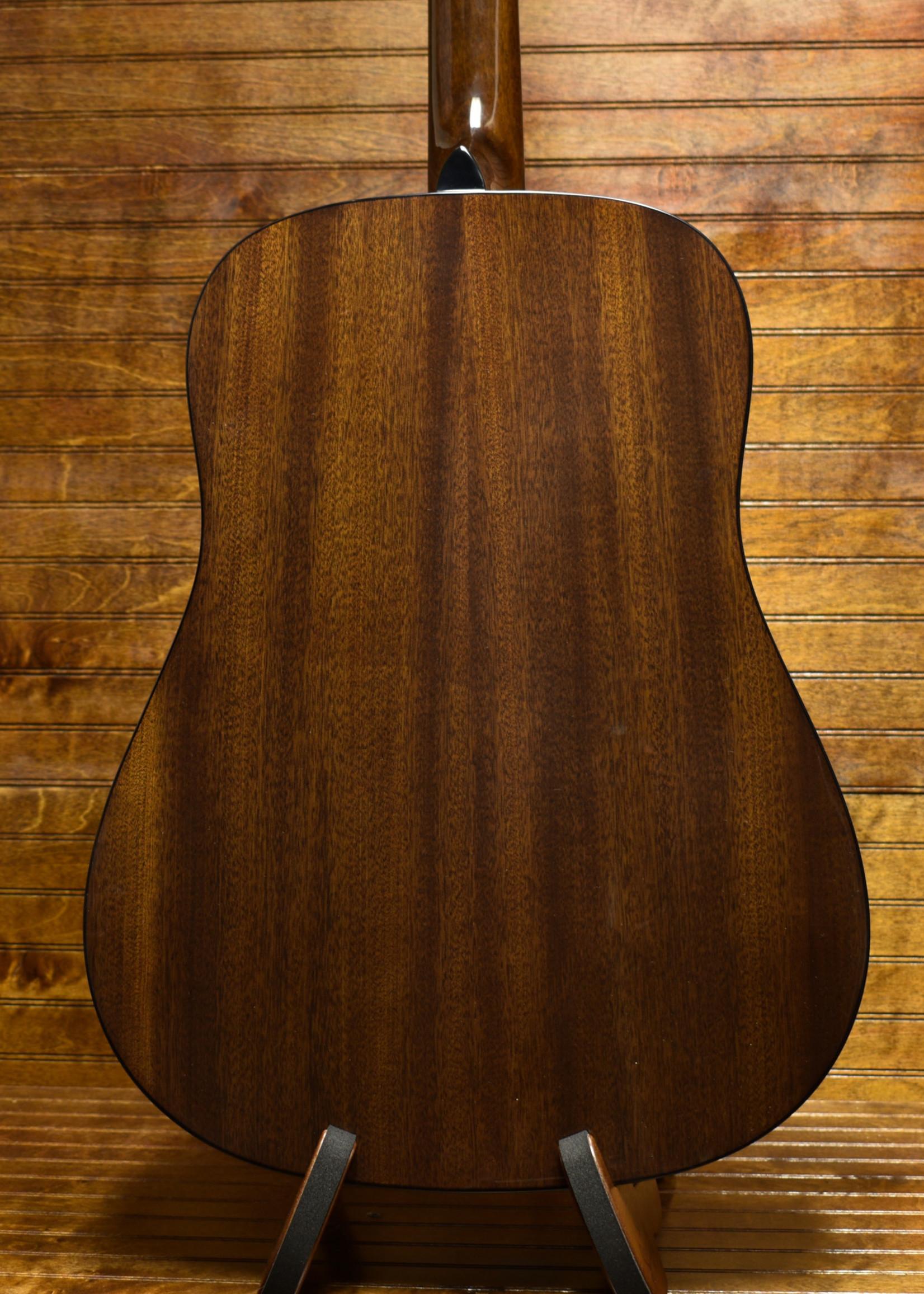 Fender Fender CD-60S Natural Left Handed