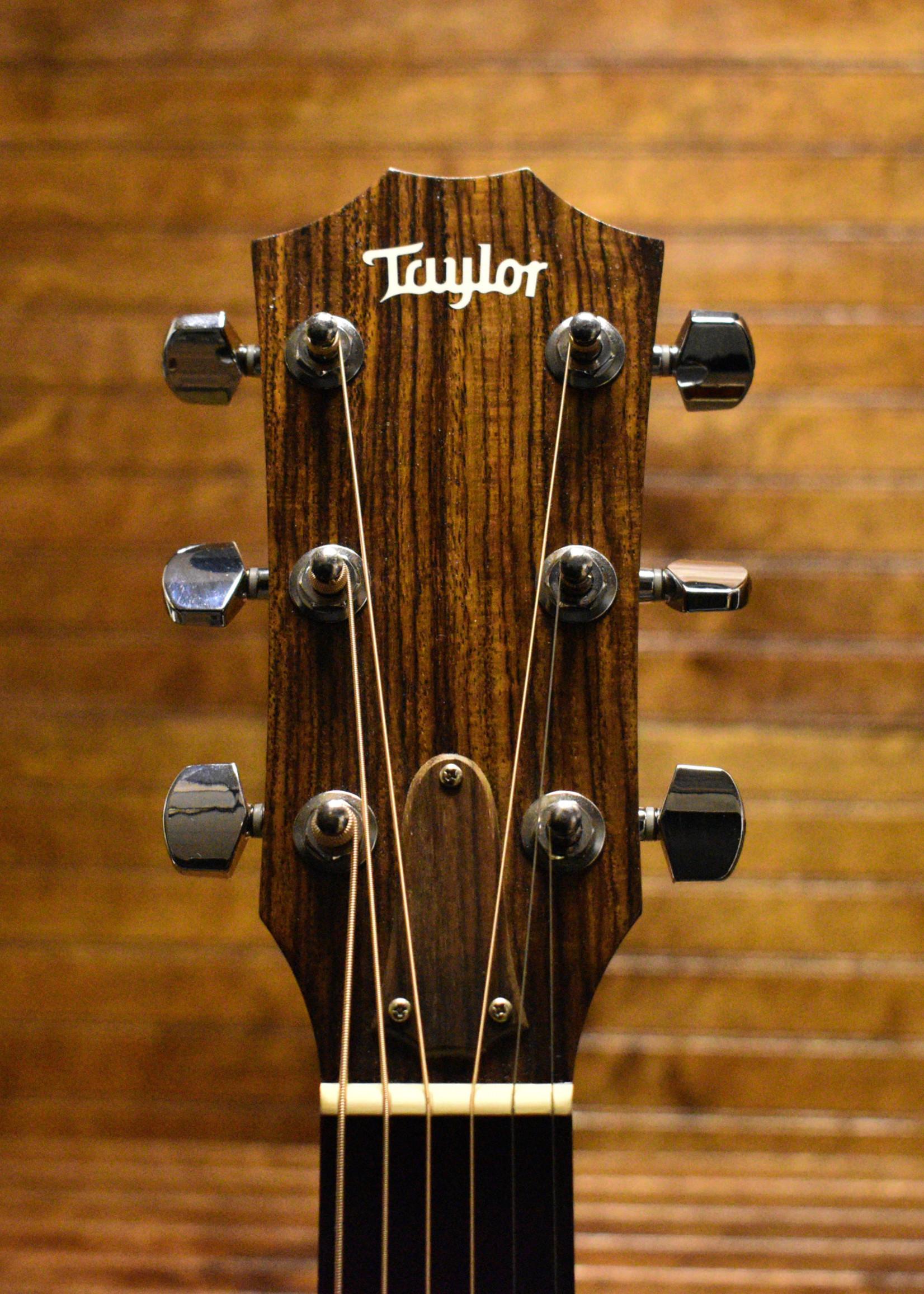 Taylor Taylor 214ce-Koa Deluxe Natural