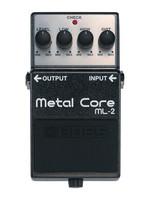 Boss Boss ML-2 Metal Core