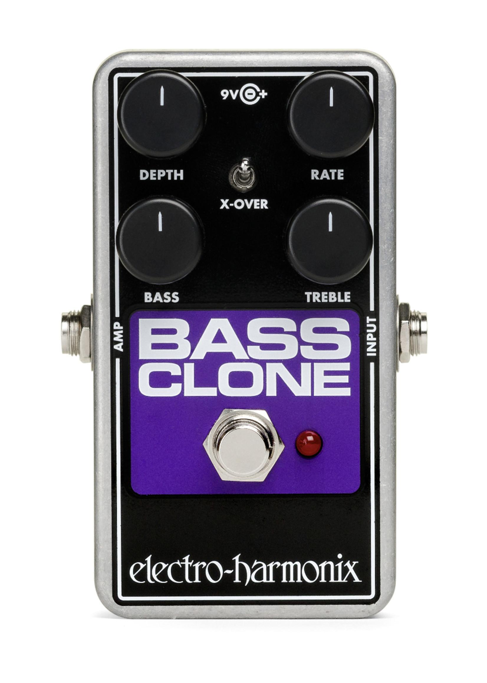 Electro Harmonix EHX Bass Clone Chorus