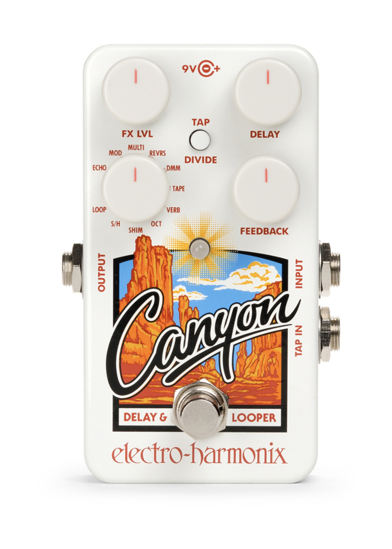 Electro Harmonix EHX Canyon Delay/Looper