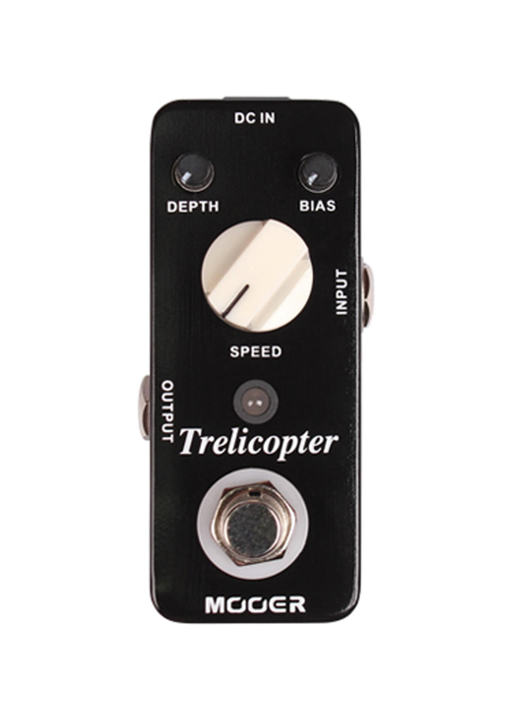 Mooer Mooer Trelicopter Tremolo