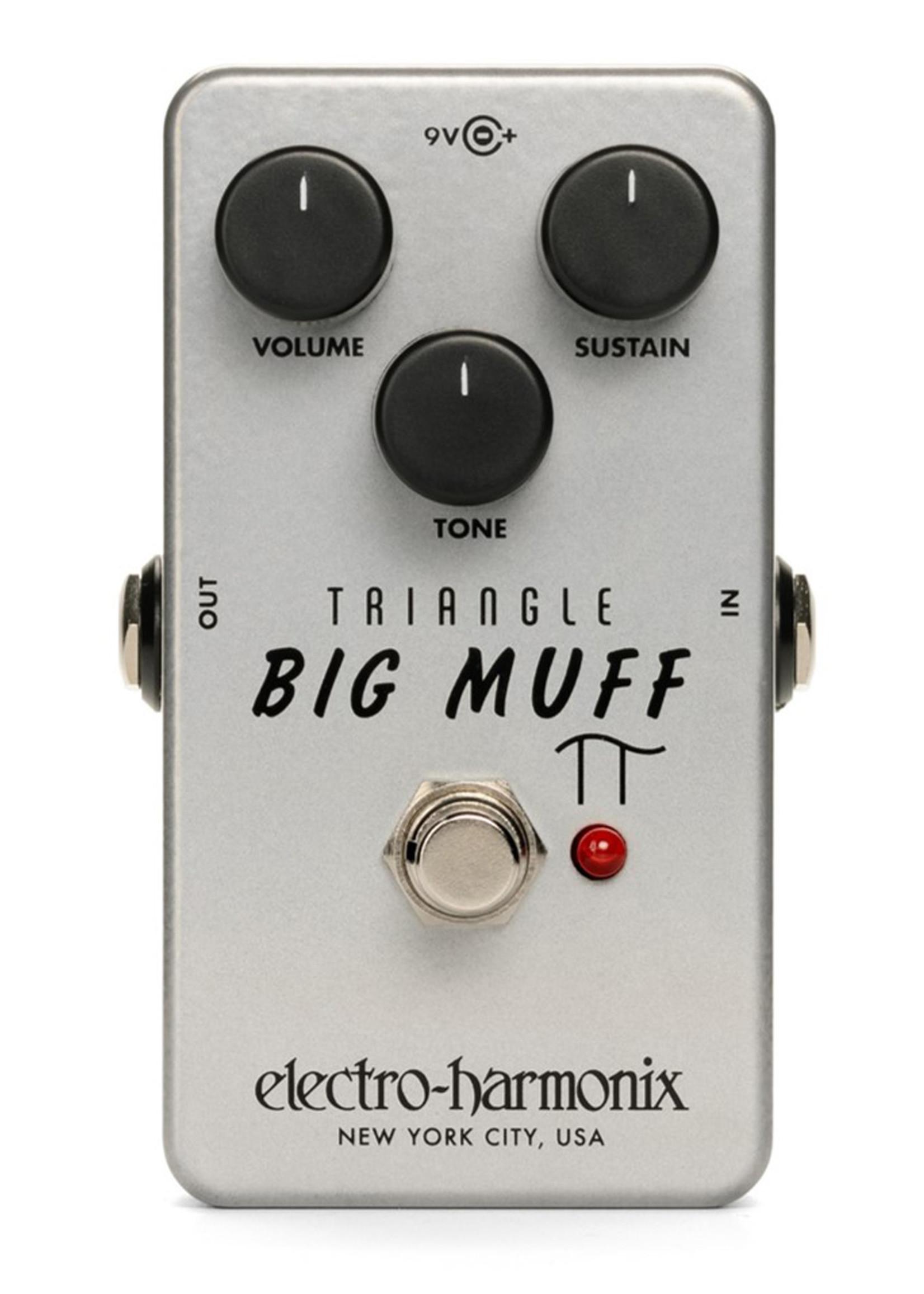 Electro Harmonix EHX  Triangle Muff Pi