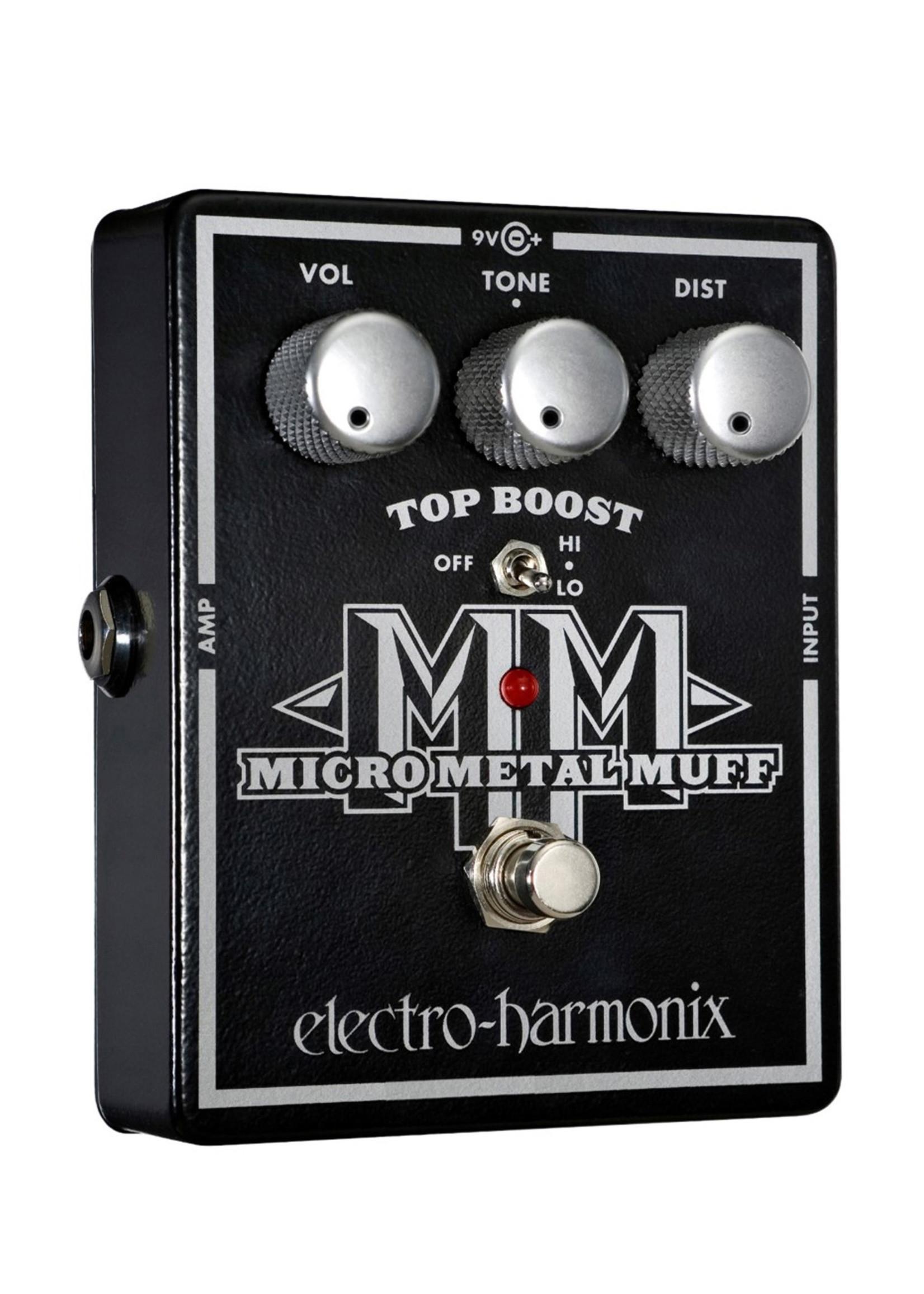 Electro Harmonix EHX Micro Metal Muff