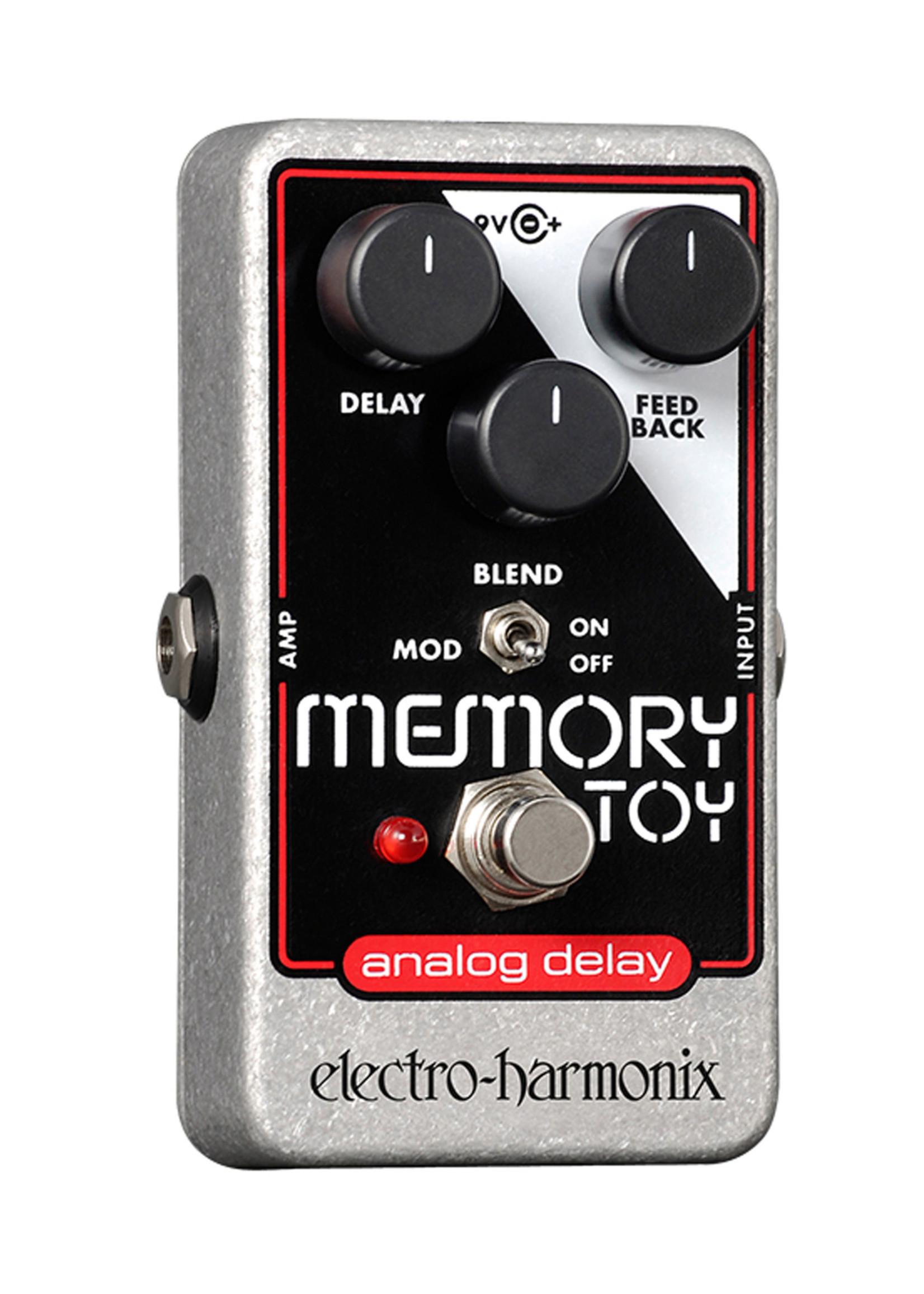 Electro Harmonix EHX Memory Toy Analog Delay