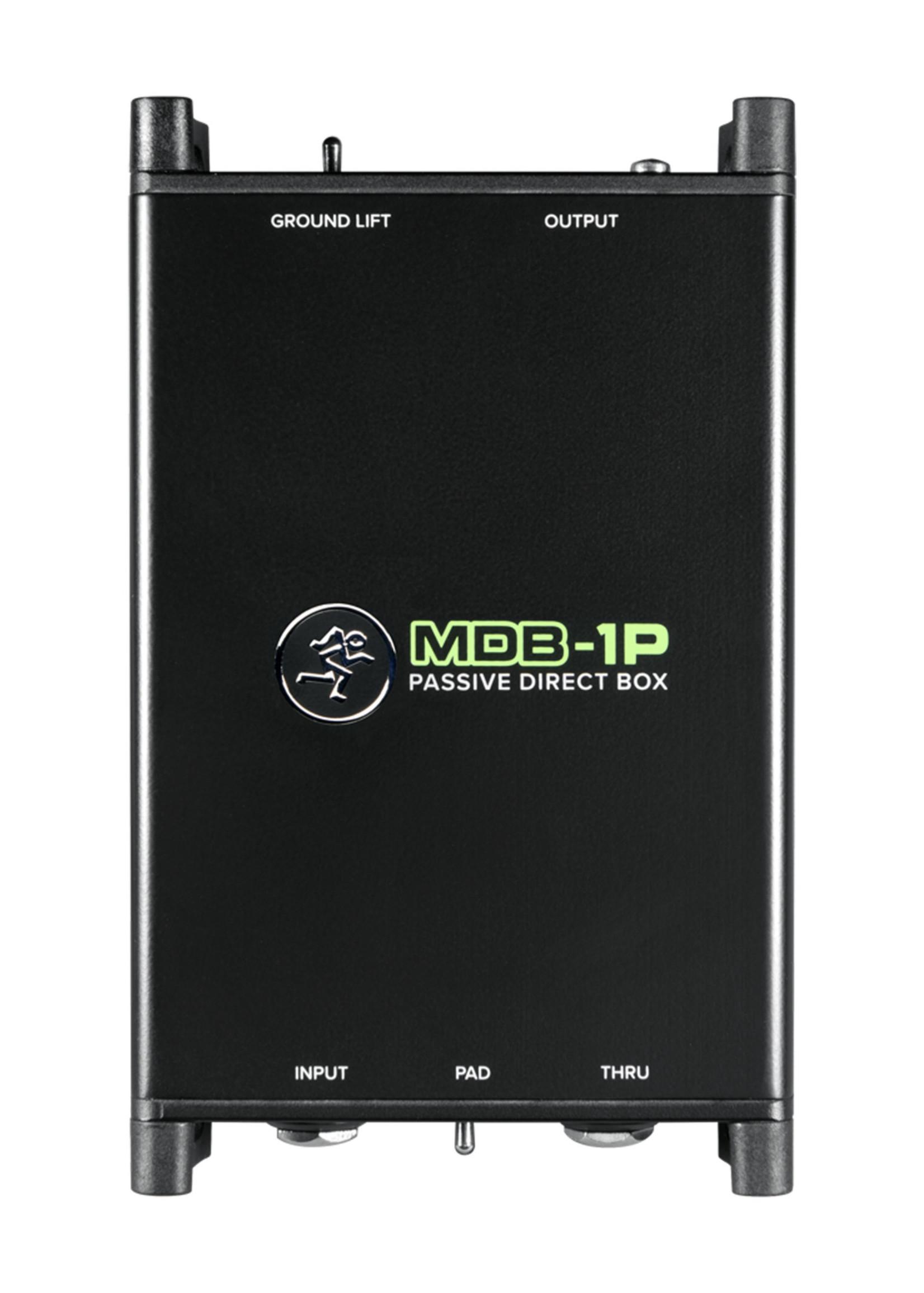 Mackie Mackie MDB-1P Passive Direct Box