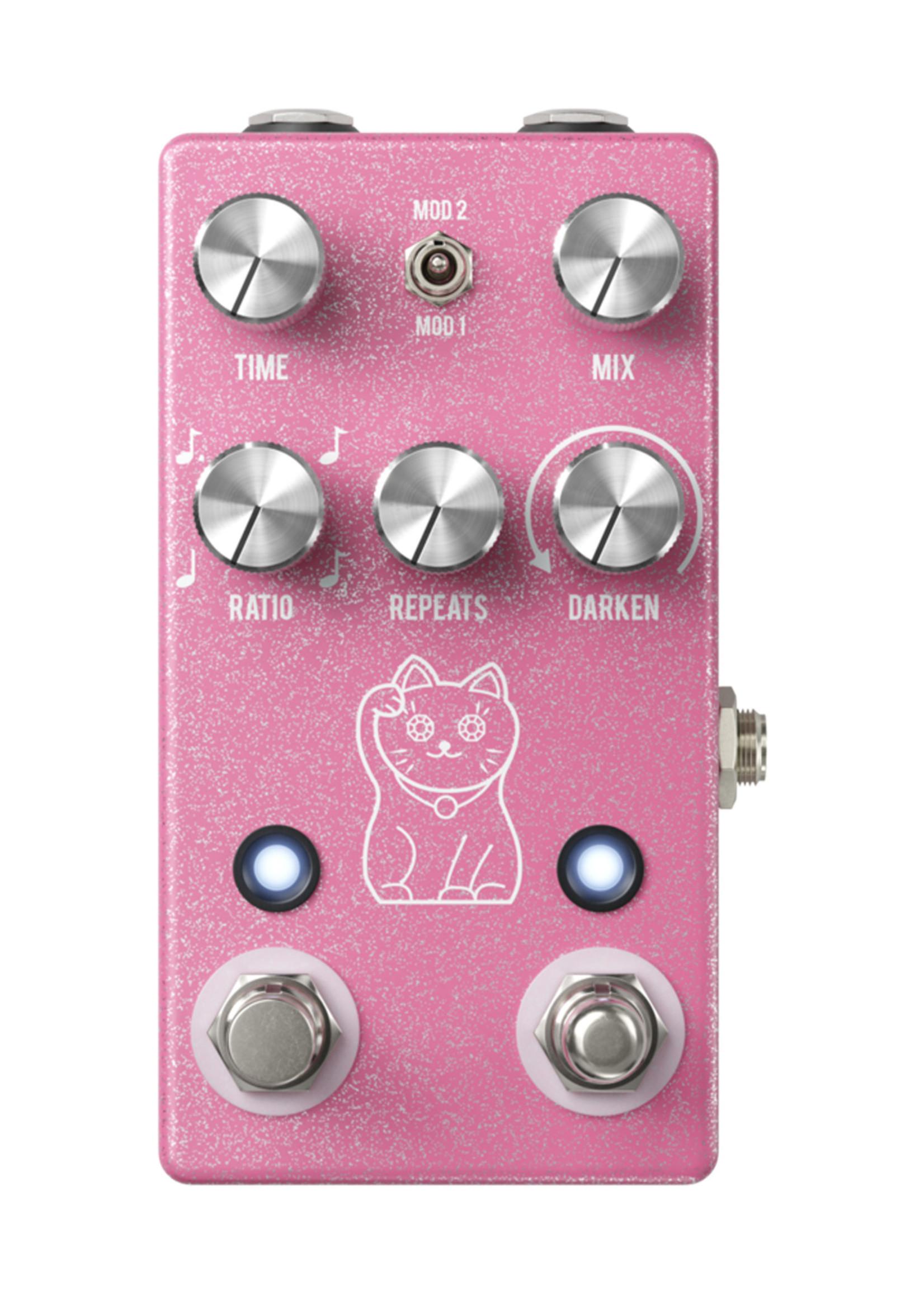 JHS JHS Lucky Cat Pink