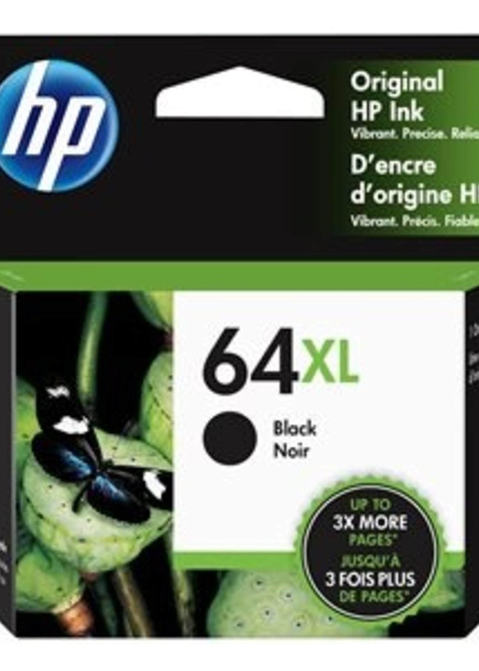 HP HP 64XL Black