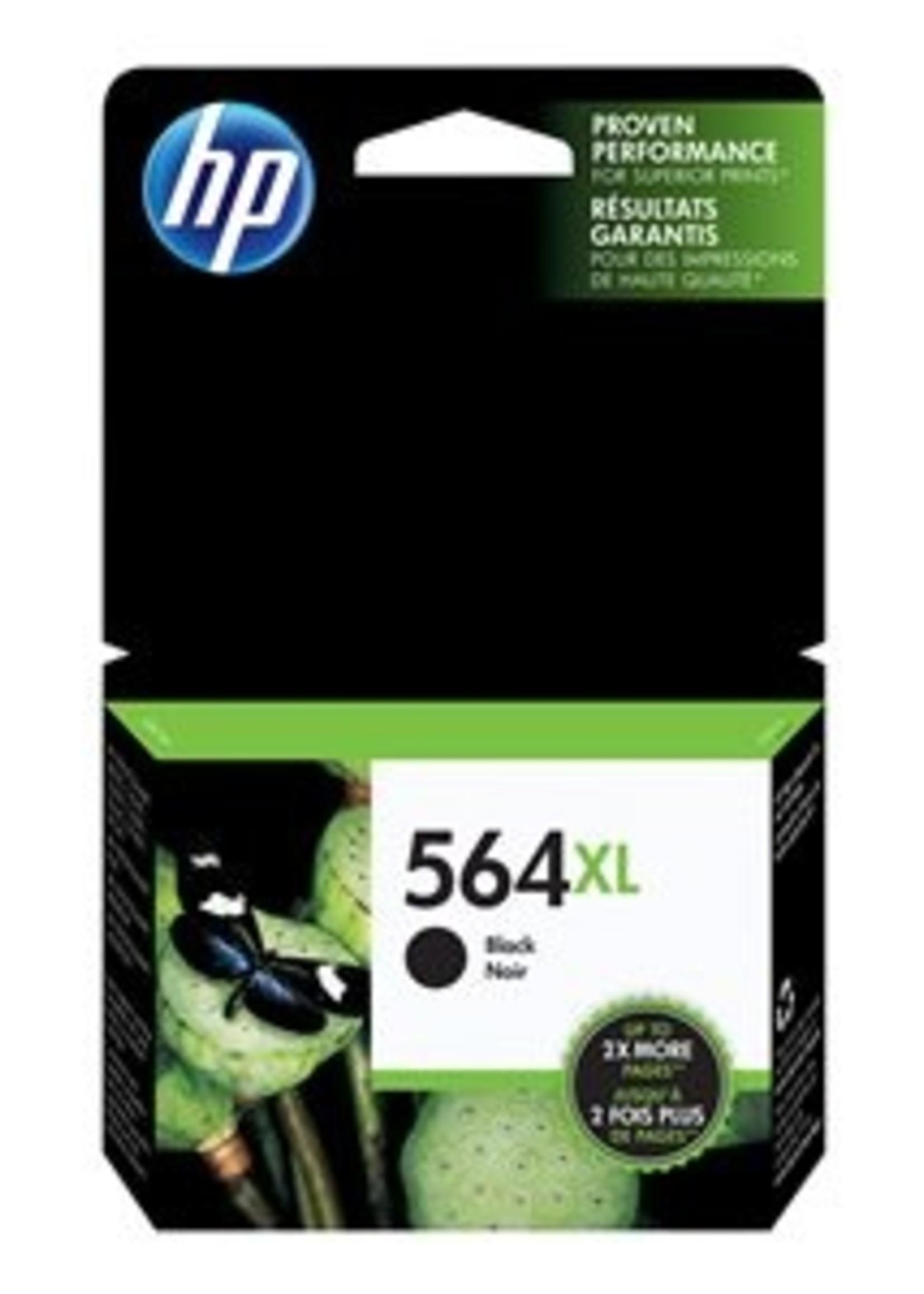HP HP 564XL Black