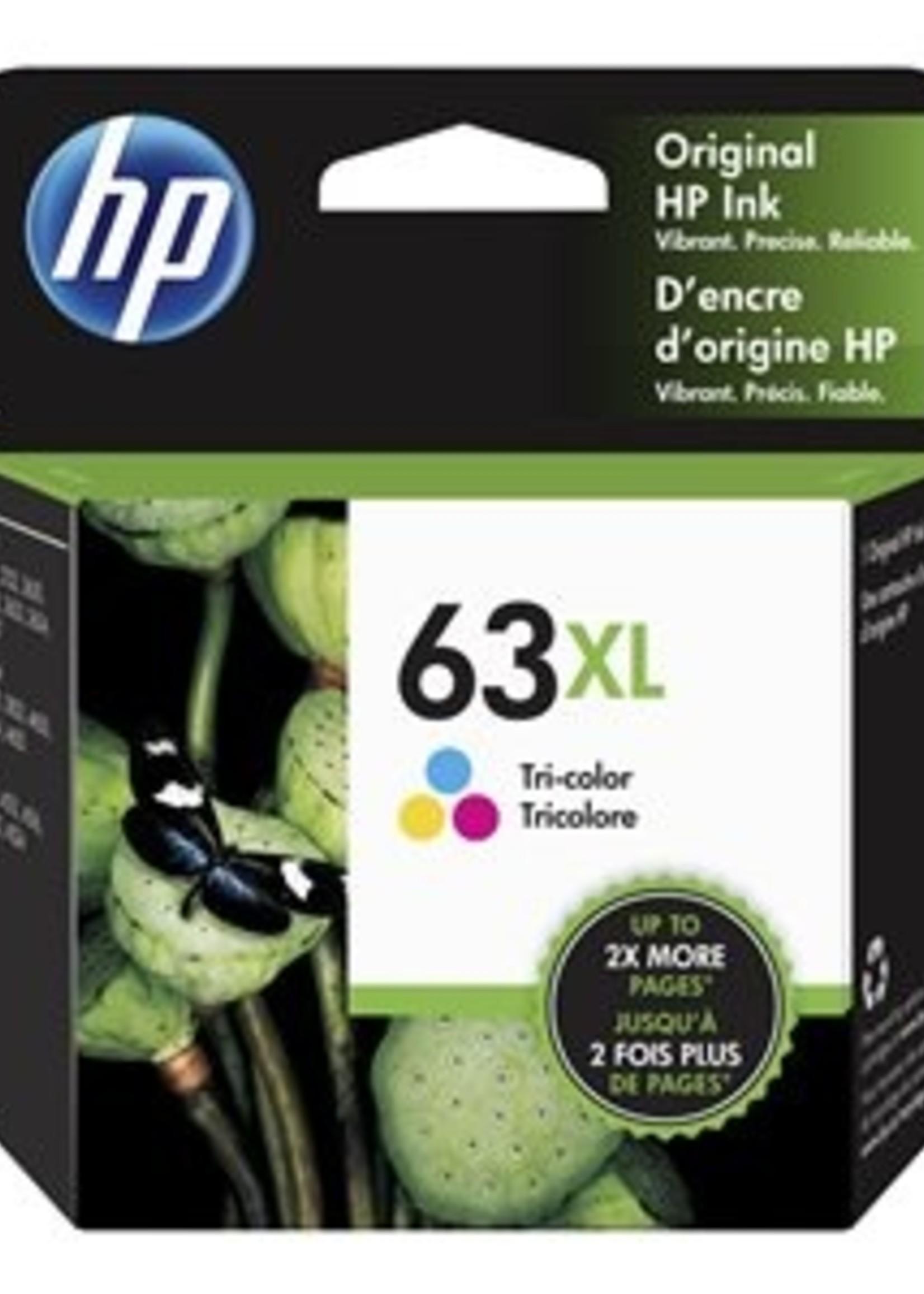 HP HP 63XL Color