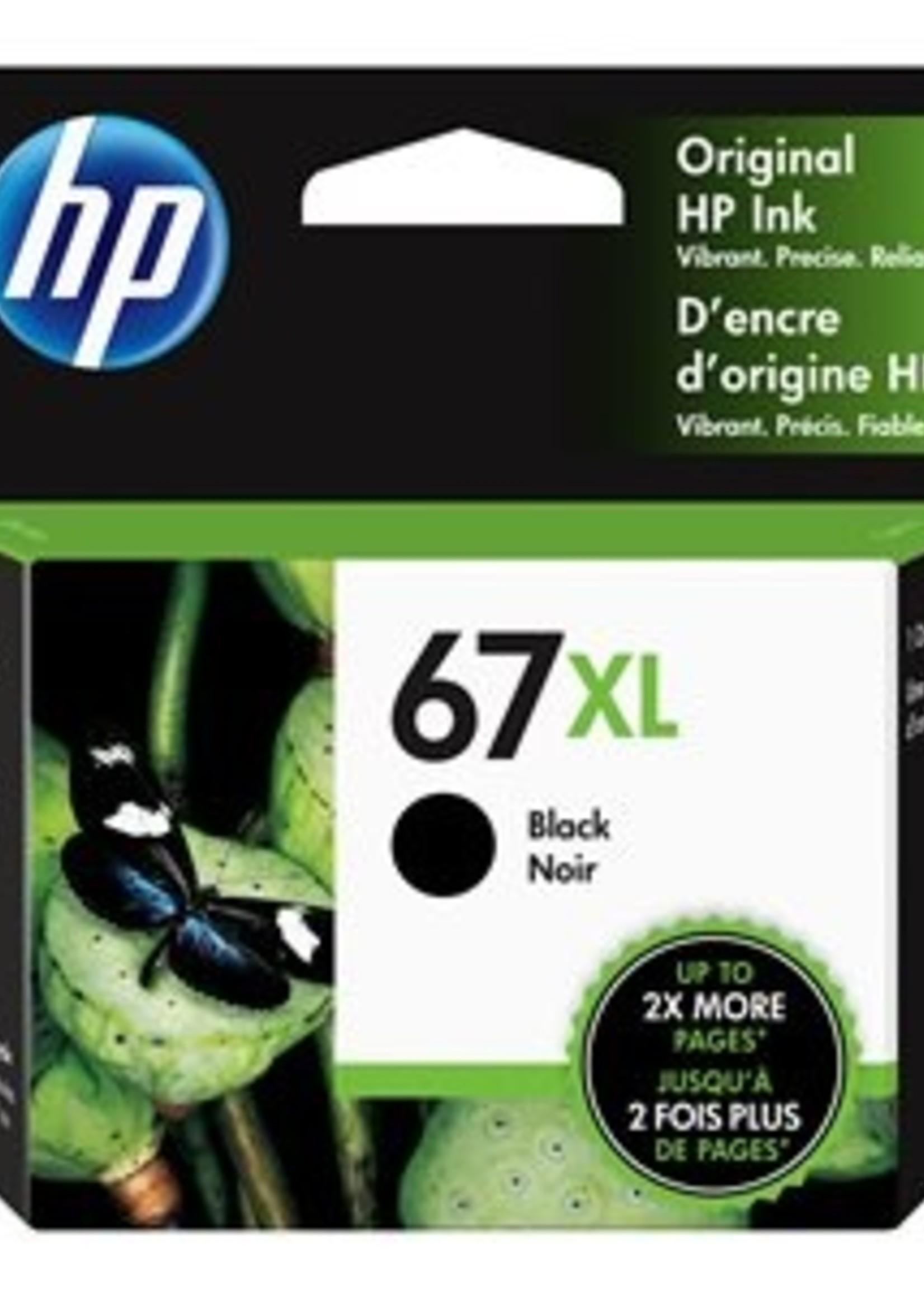 HP HP 67XL Black