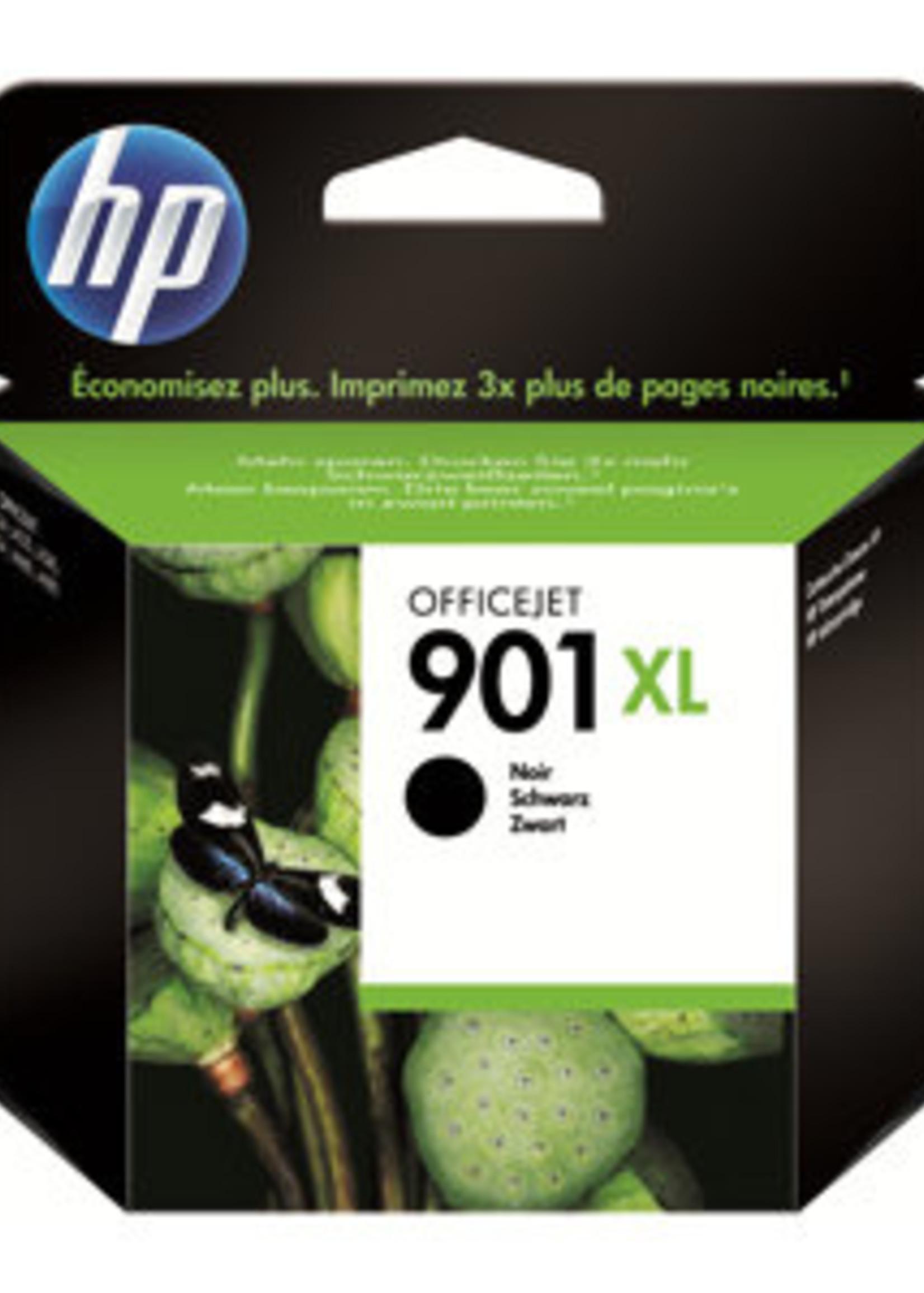 HP HP 901XL Black