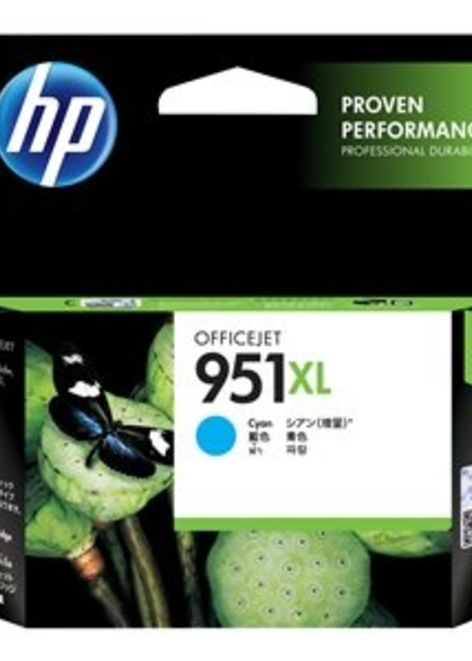 HP HP 951XL Cyan