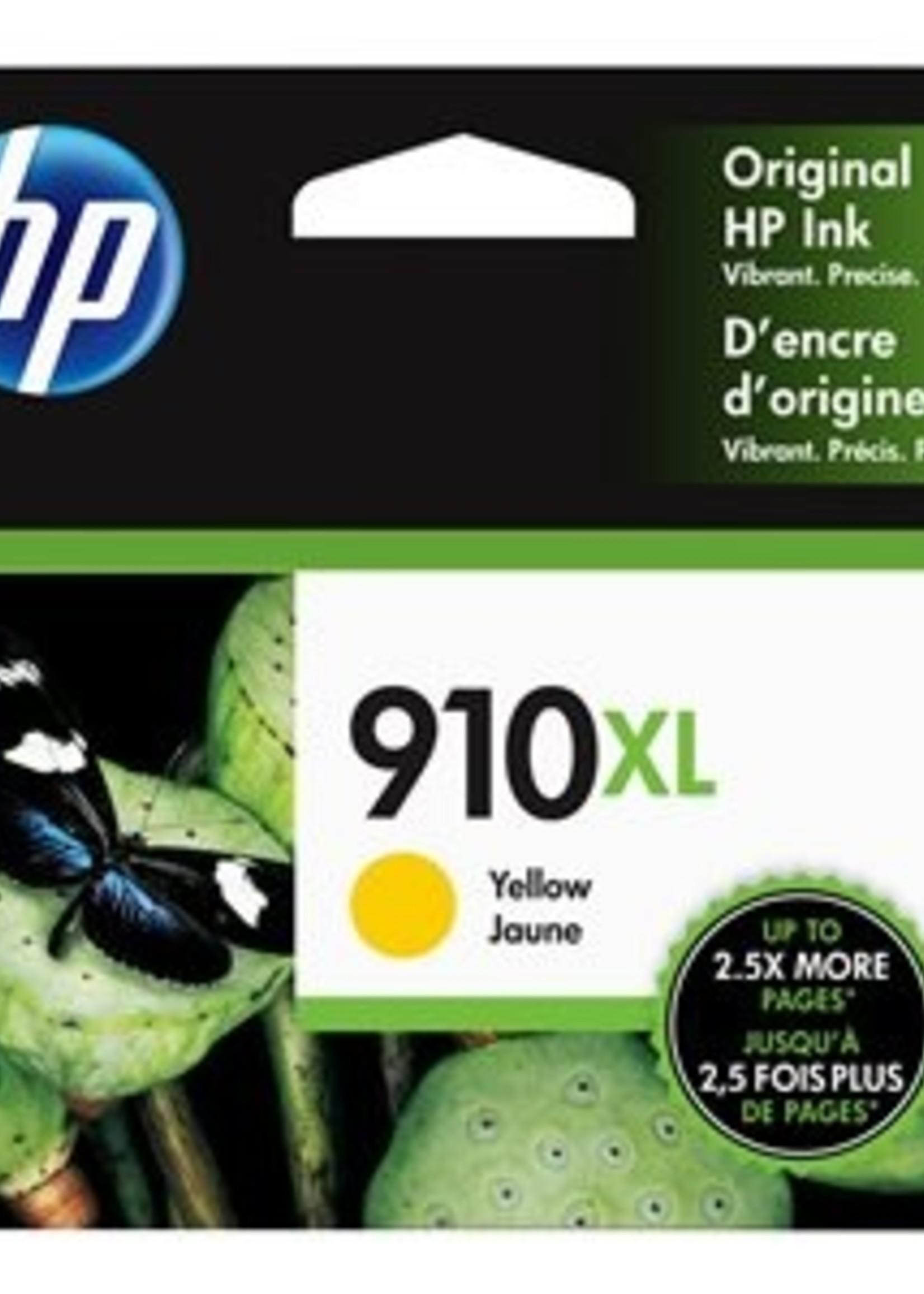 HP HP 910XL Yellow