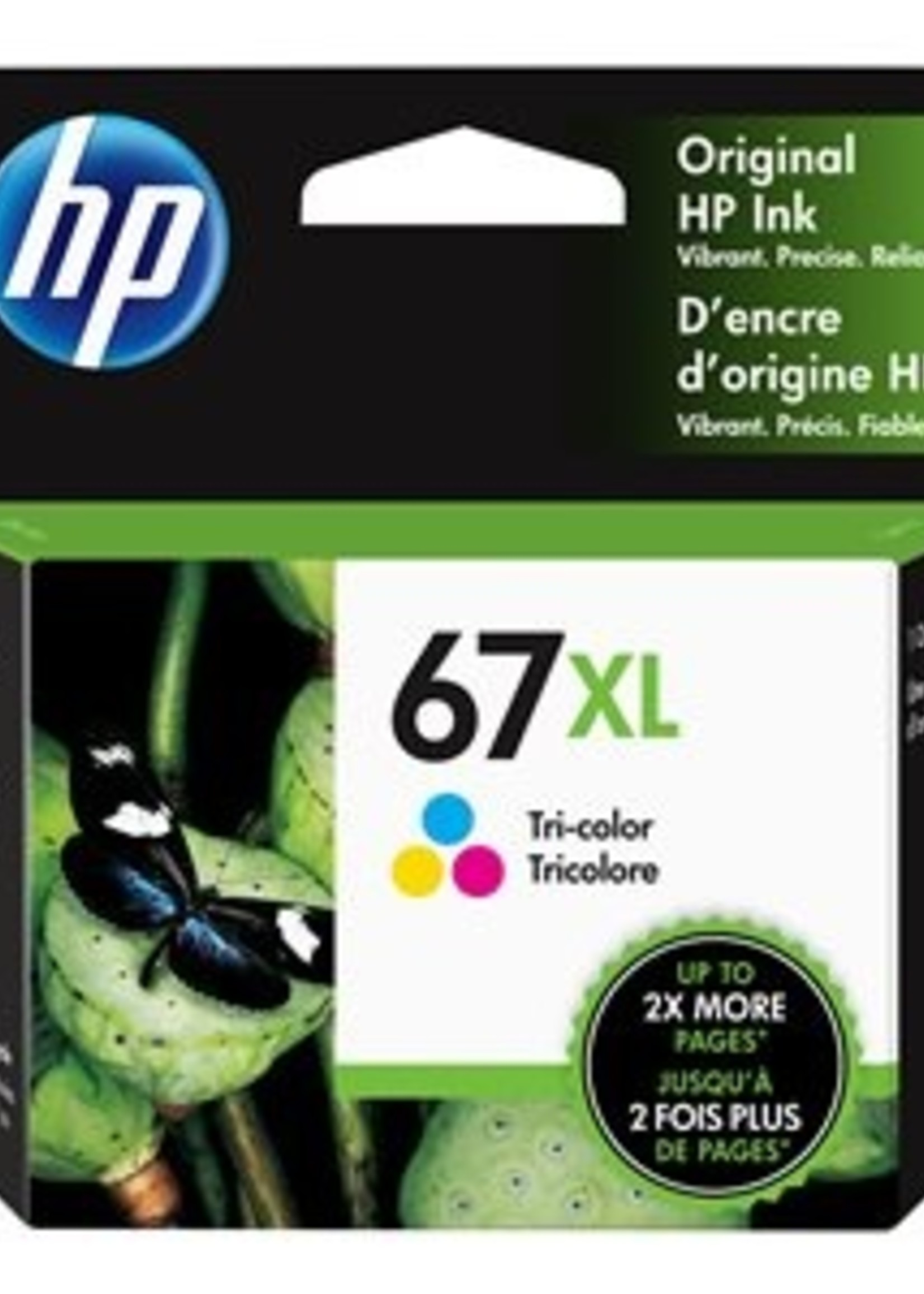 HP HP 67XL Color