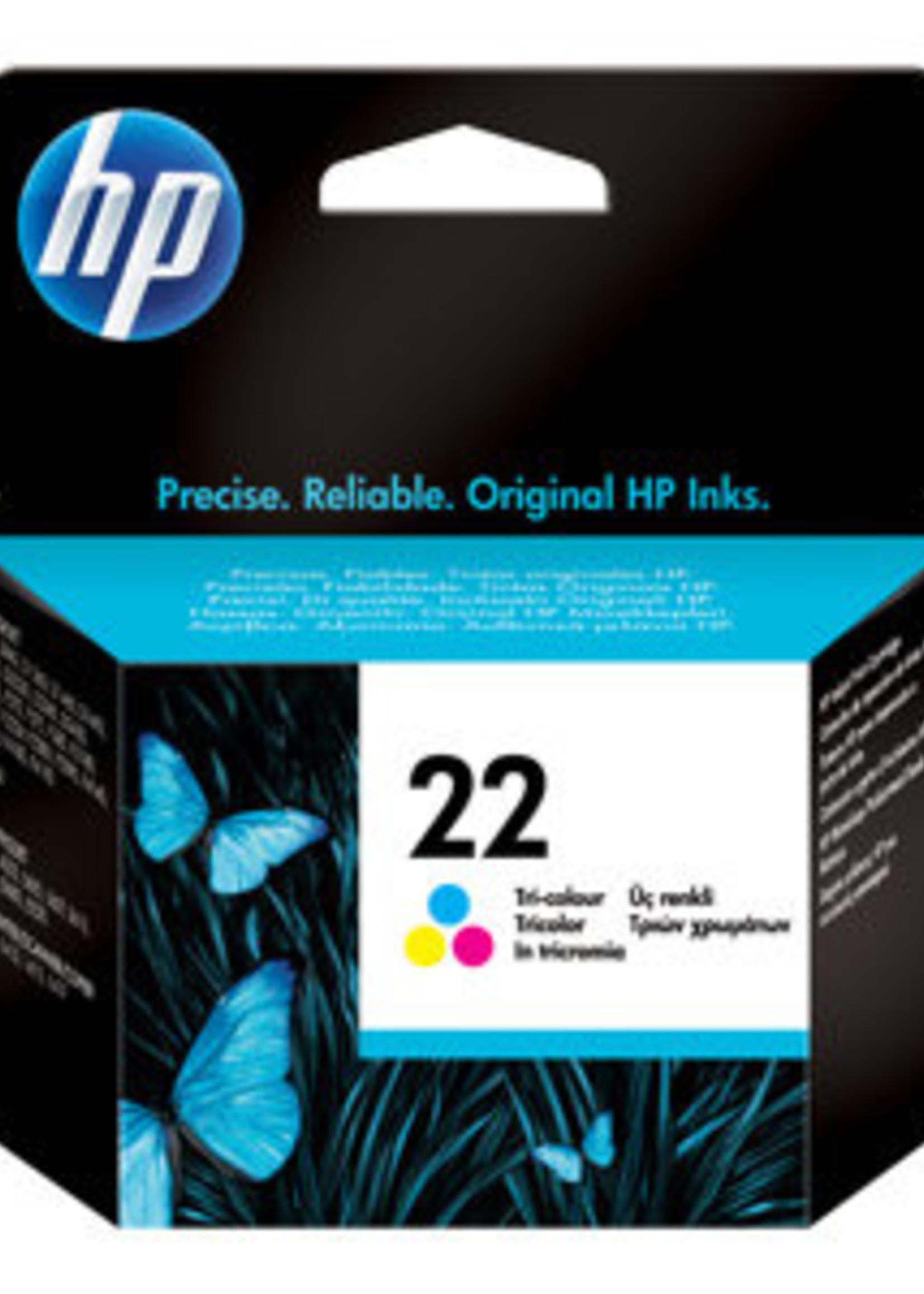 HP HP 22 Color
