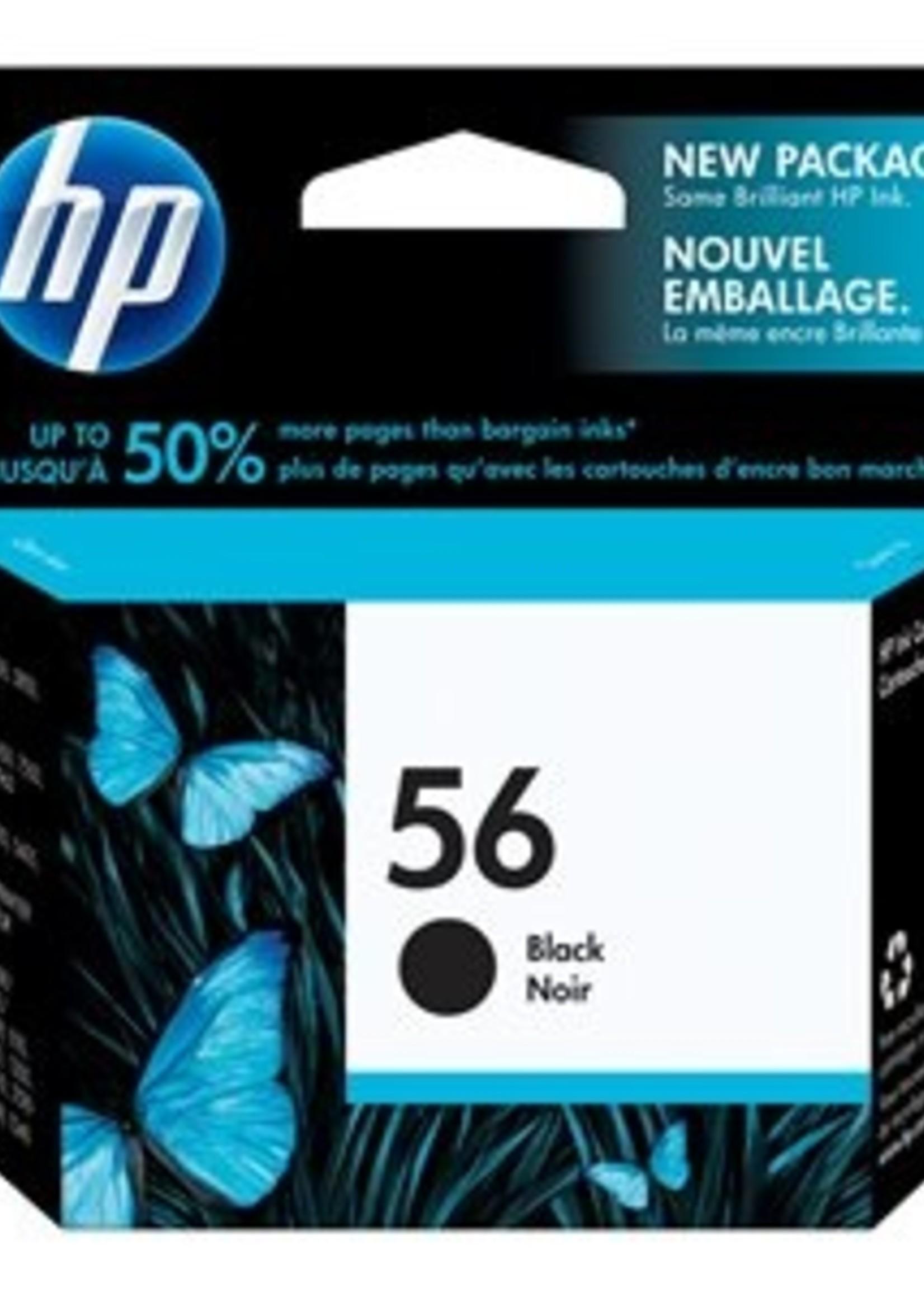 HP HP 56 Black
