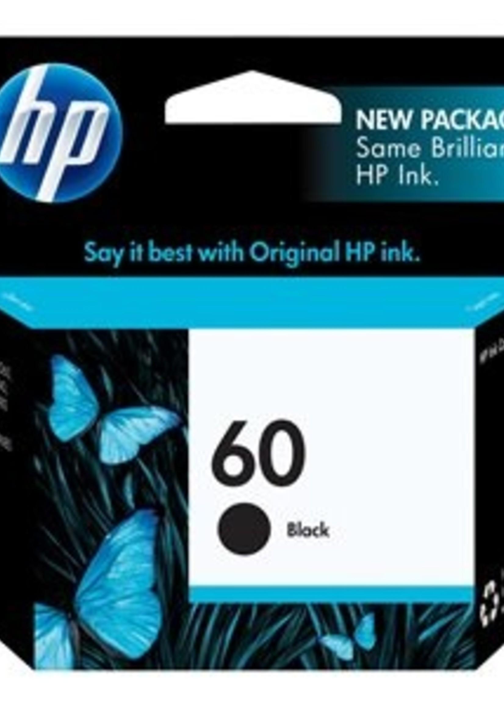 HP HP 60 Black