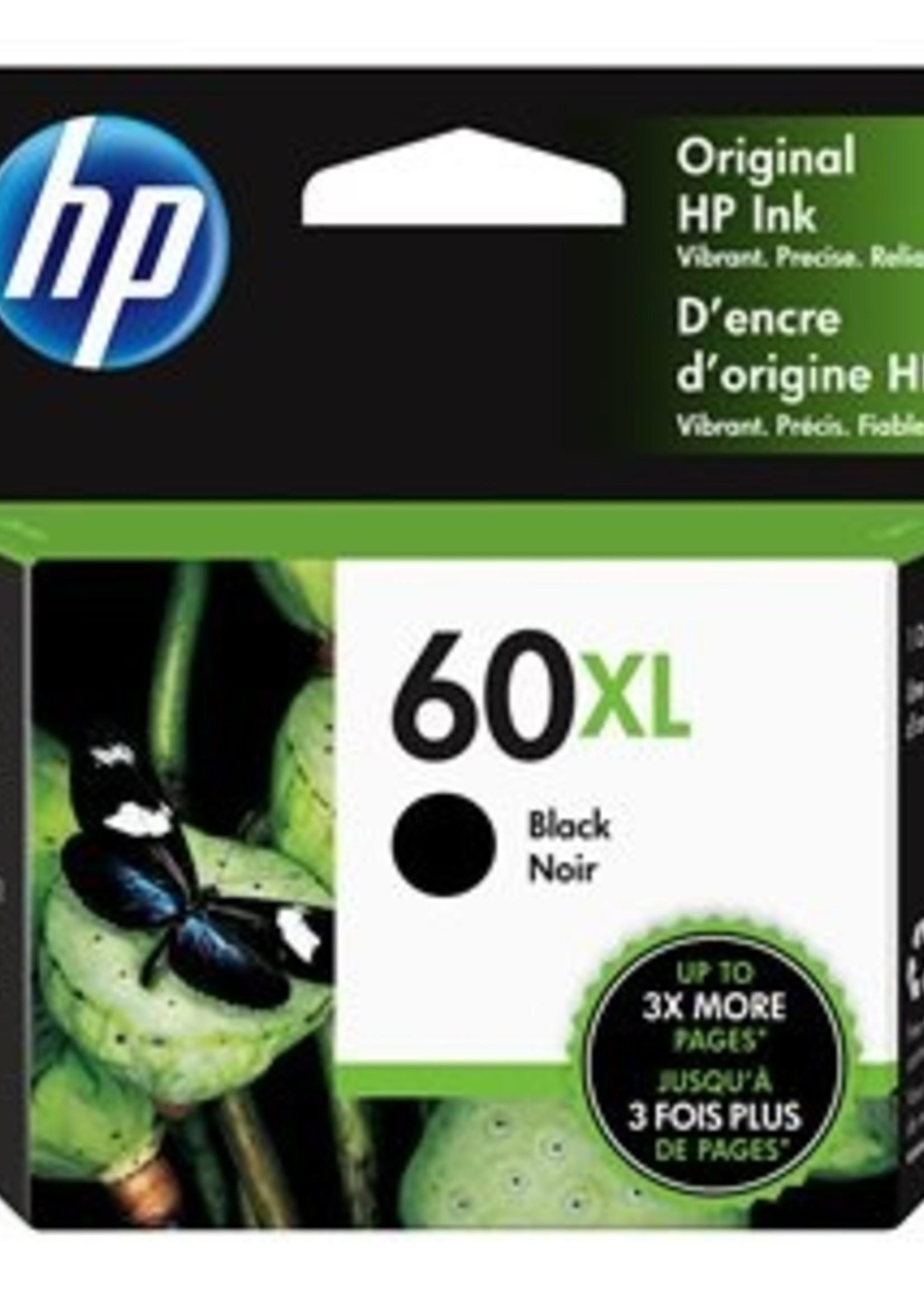 HP HP 60XL Black