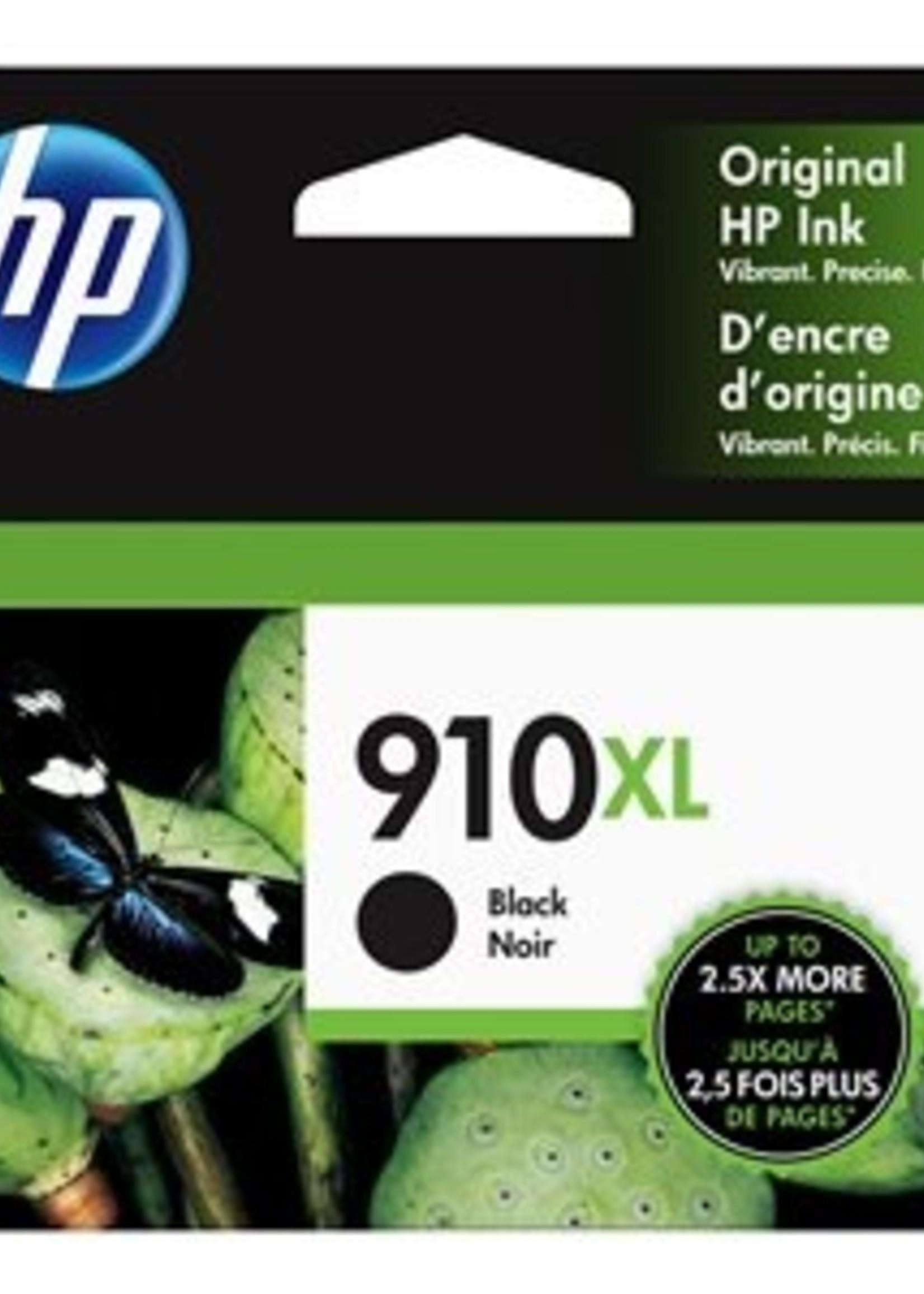 HP HP 910XL Black