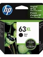 HP HP 63XL Black